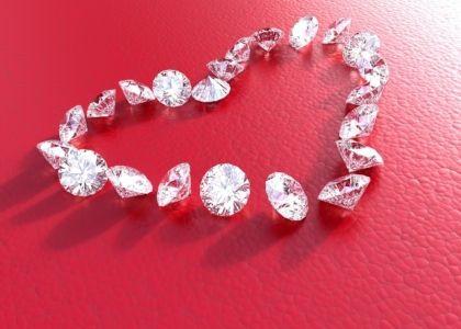Waarom zijn diamanten zo populair
