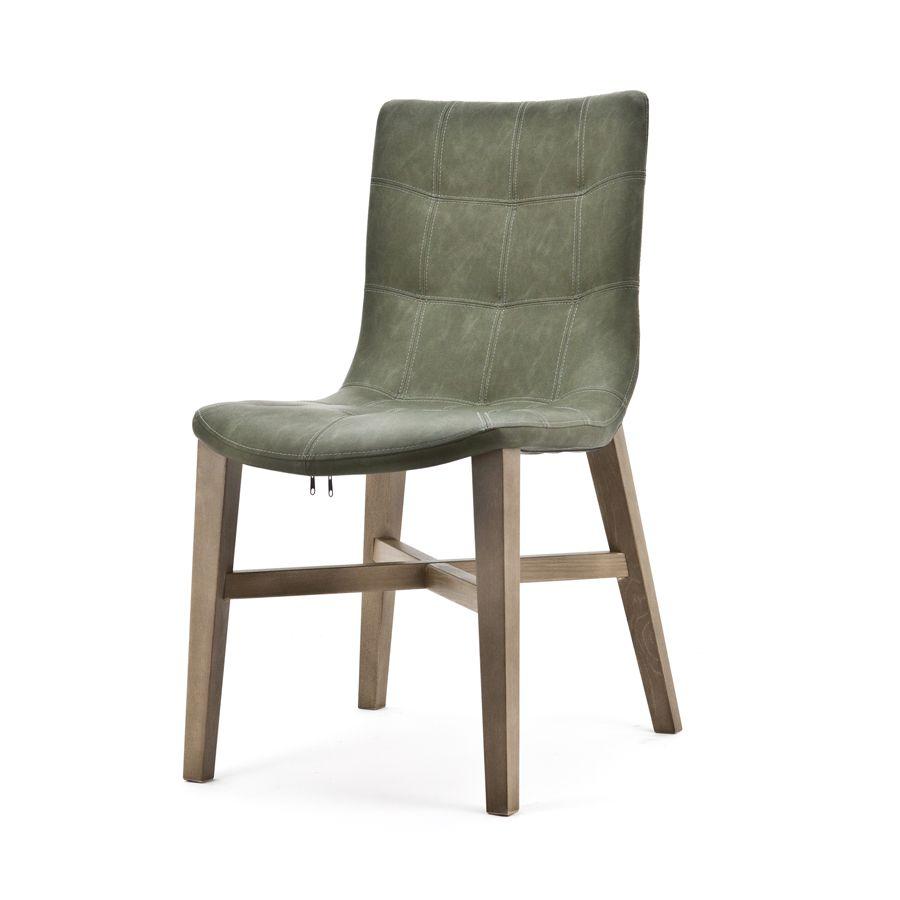 90138 Eetstoel Neba – vintage groen Kopen