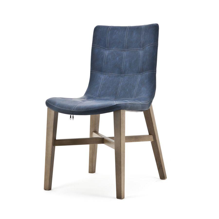 90139 Eetstoel Neba – blauw vintage Kopen