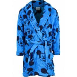 Mickey Mouse badjas blauw Kopen
