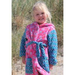 Meisjes badjas met capuchon Kopen