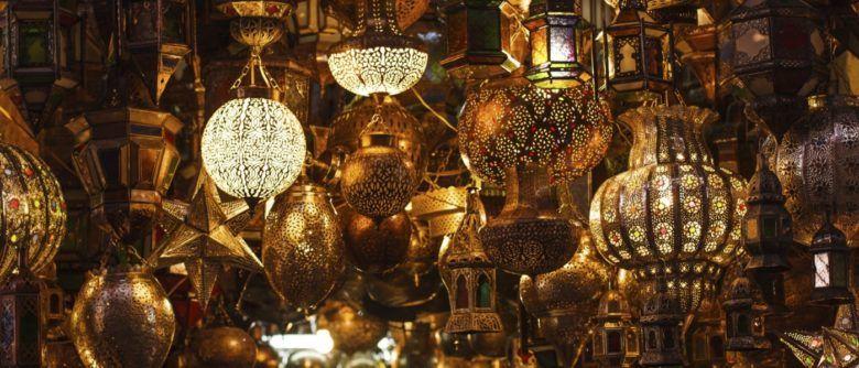 De wondere wereld van Marrakech lampen