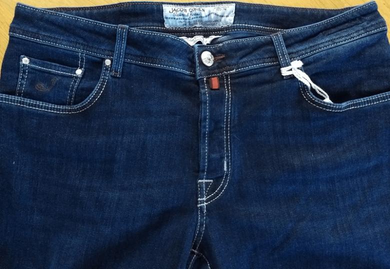 Waarom Jacob Cohen jeans comfortabel zitten