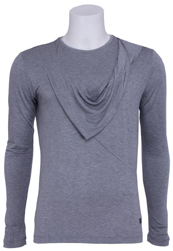 Coltrui groot – Antony Morato – Shirts en tops – Grijs Kopen
