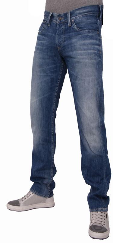 CRUNCH – Pepe Jeans – Jeans – Blauw Kopen