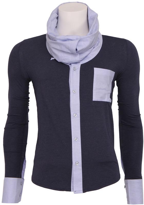 Yuno blauw – Zumo – T-shirts – Blauw Kopen