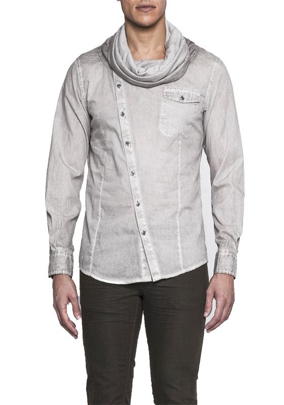MIDDLE AGE – Antony Morato – Overhemden – Beige Kopen