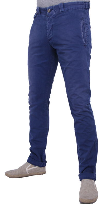 Pepe Jeans Chino – Wesley – Blauw Kopen