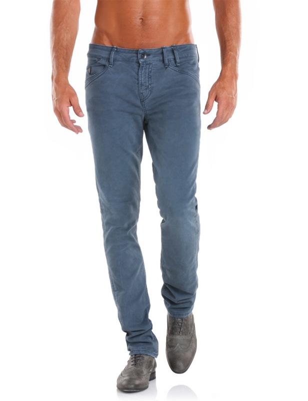 Skinny Seasonal Comfort Bull Pant – Guess – Jeans – Blauw Kopen