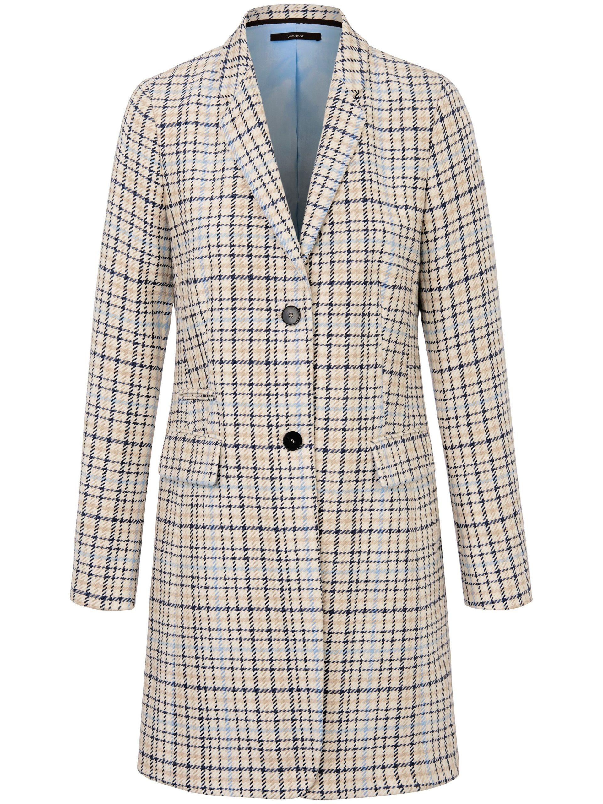 Lange blazer Van Windsor multicolour Kopen