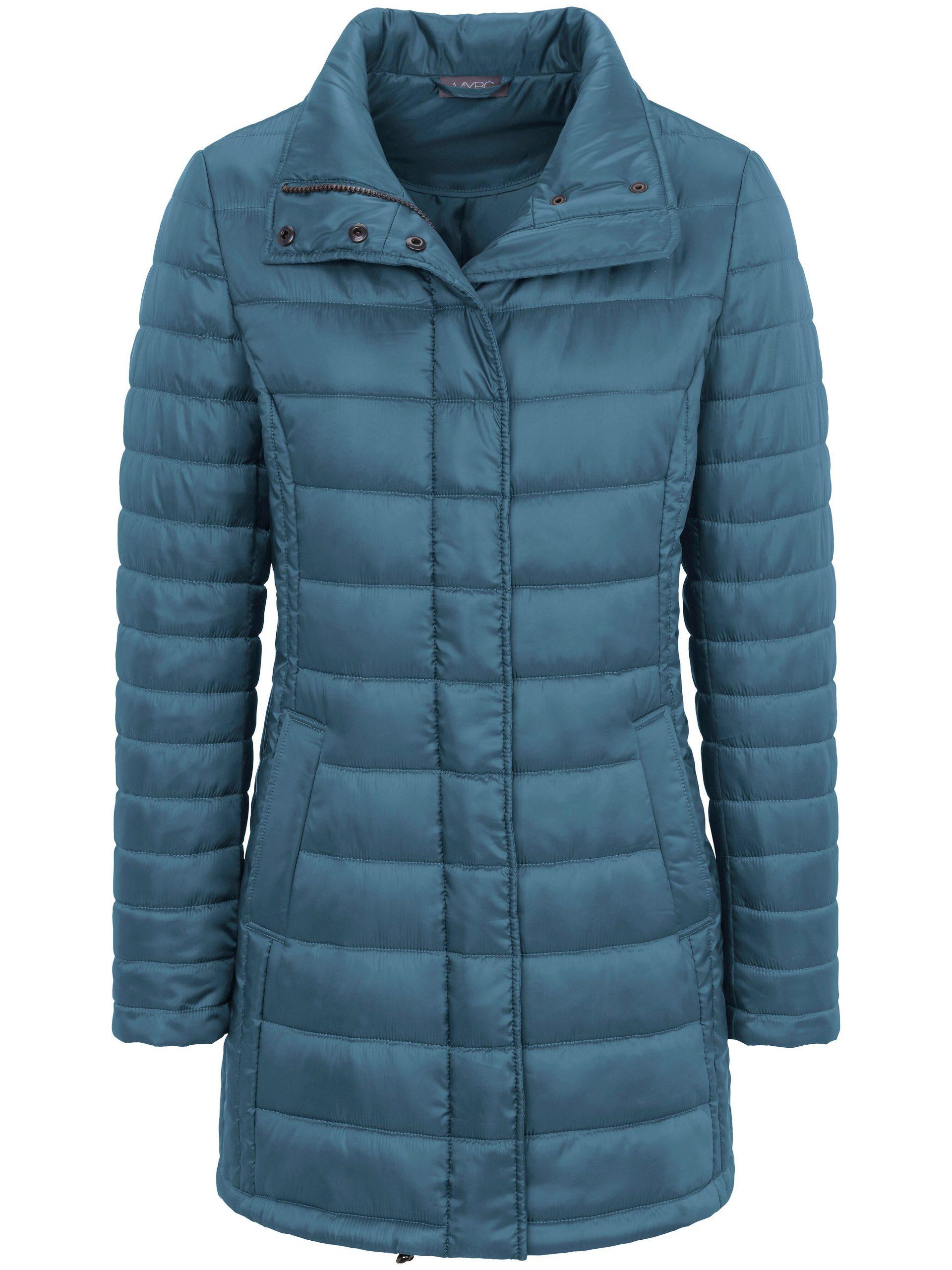 Gewatteerde jas Van MYBC blauw Kopen