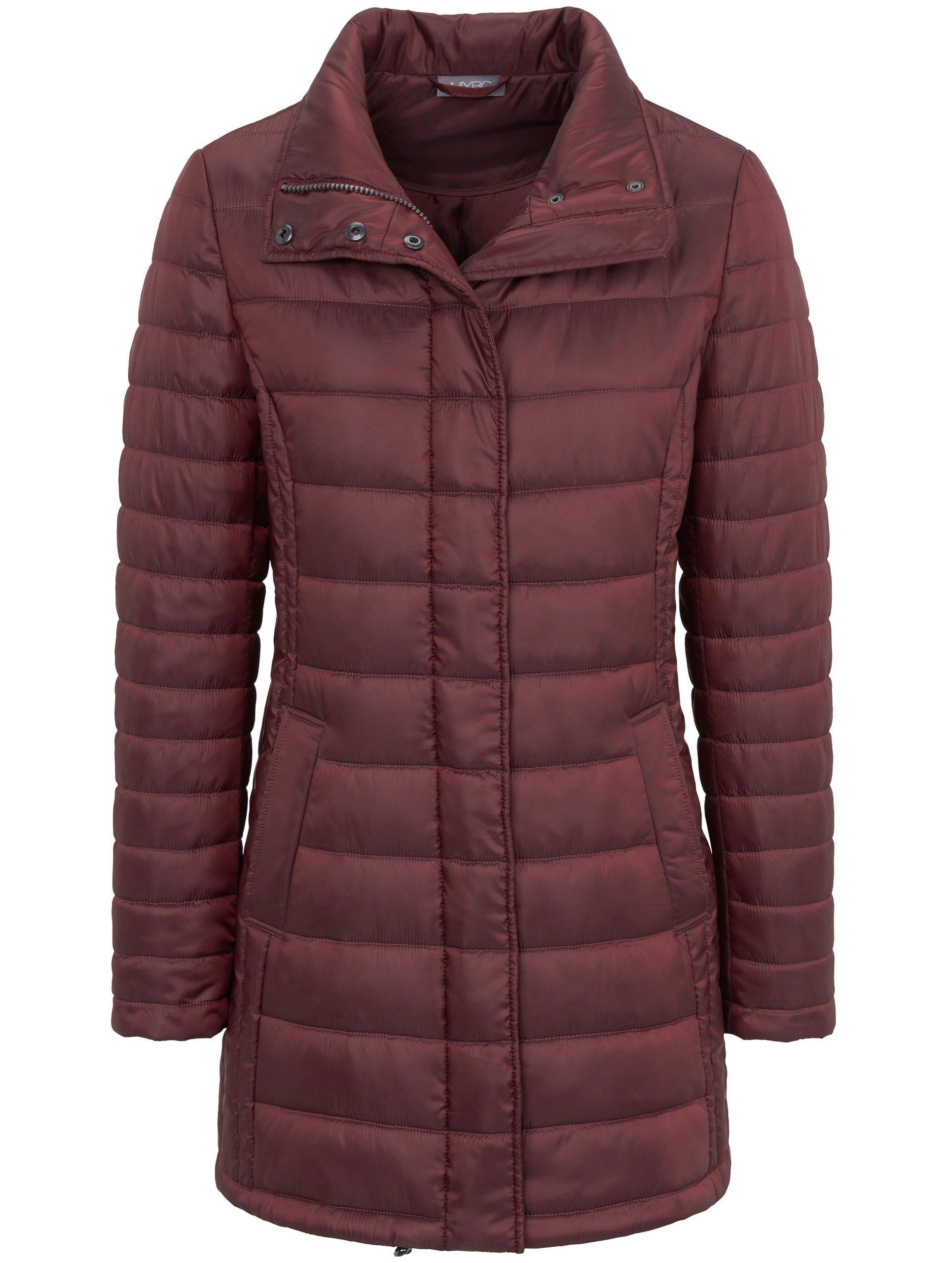 Gewatteerde jas Van MYBC rood Kopen