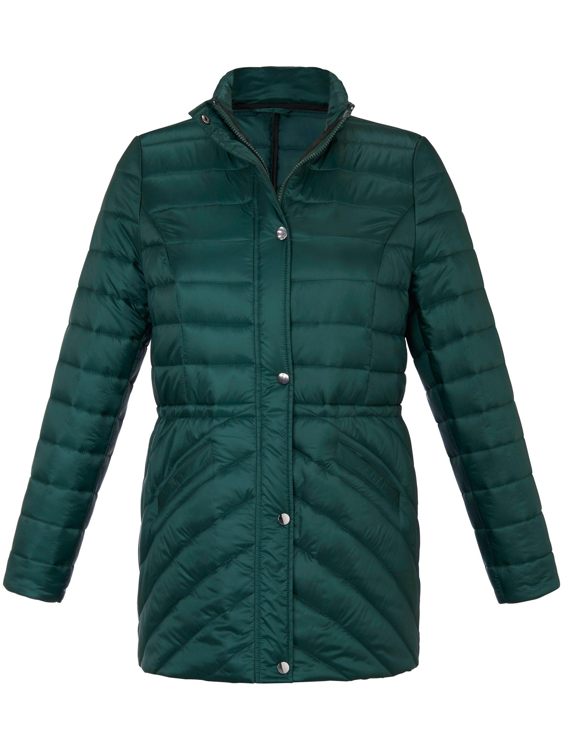 Gewatteerde jas Van Anna Aura groen Kopen