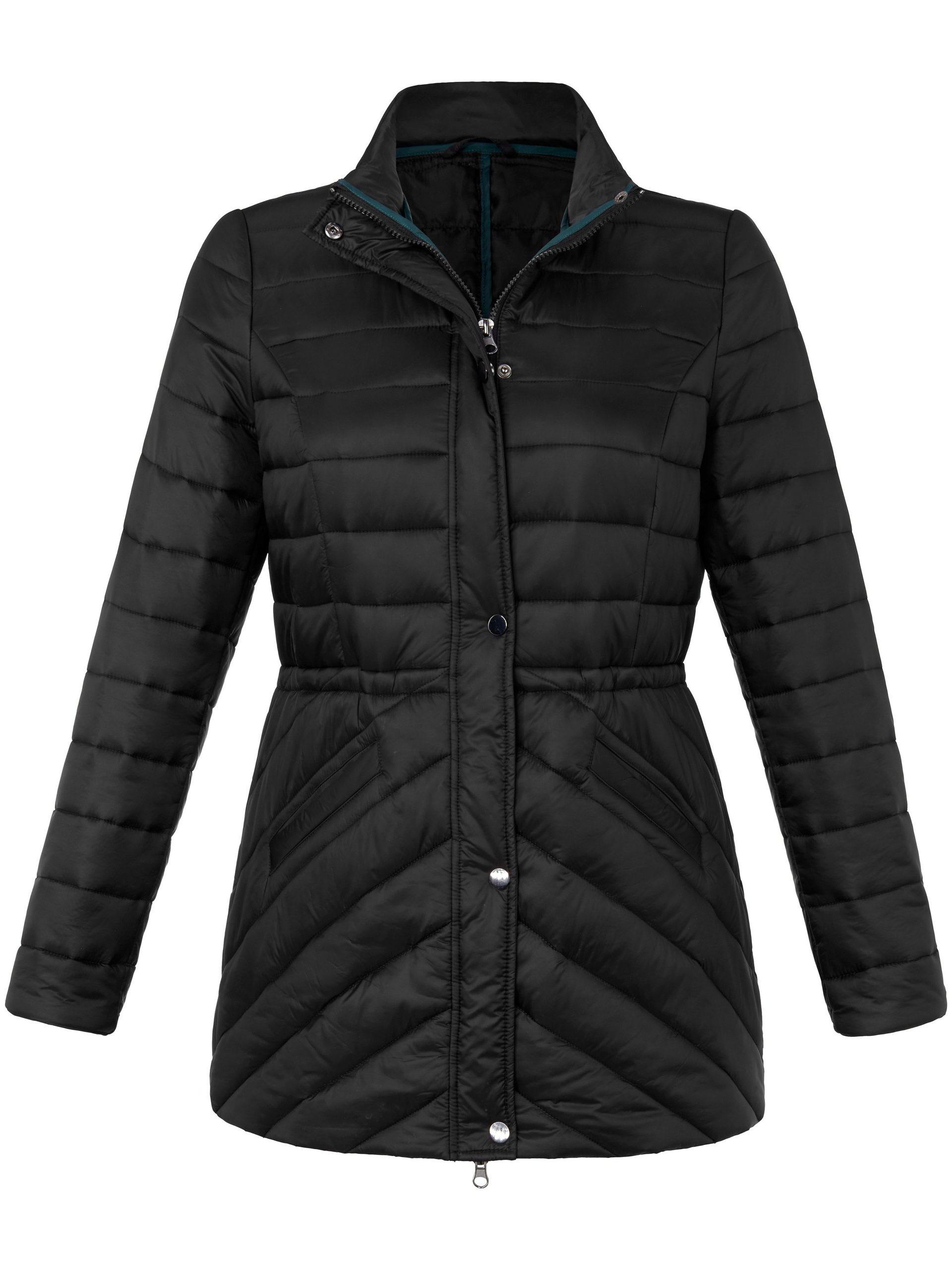Gewatteerde jas Van Anna Aura zwart Kopen
