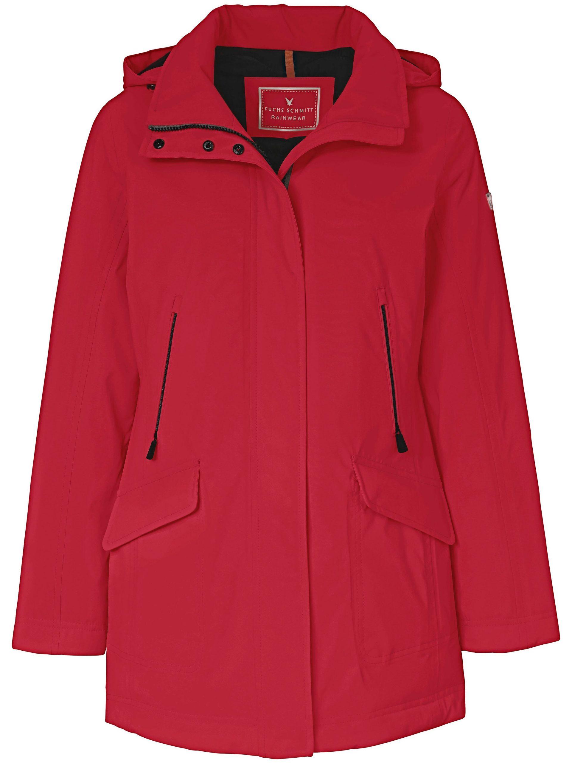 Rainwear-jas Van Fuchs & Schmitt rood Kopen