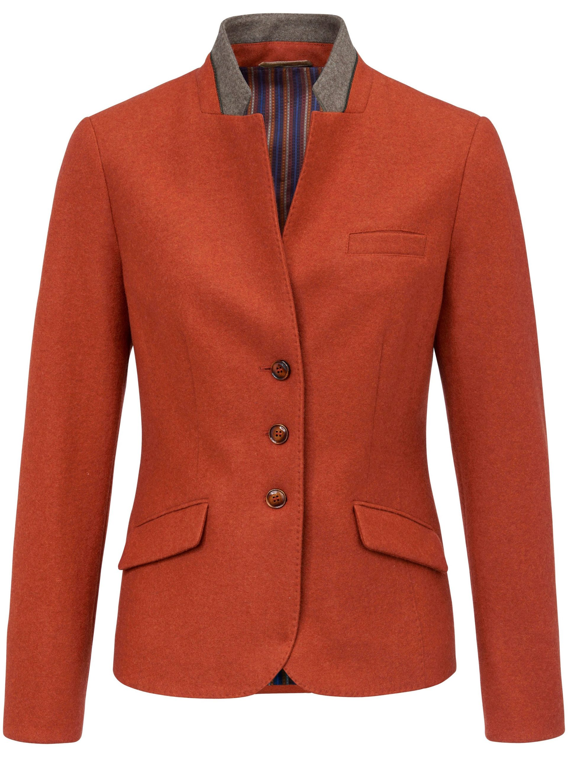 Blazer Van Schneiders Salzburg oranje Kopen