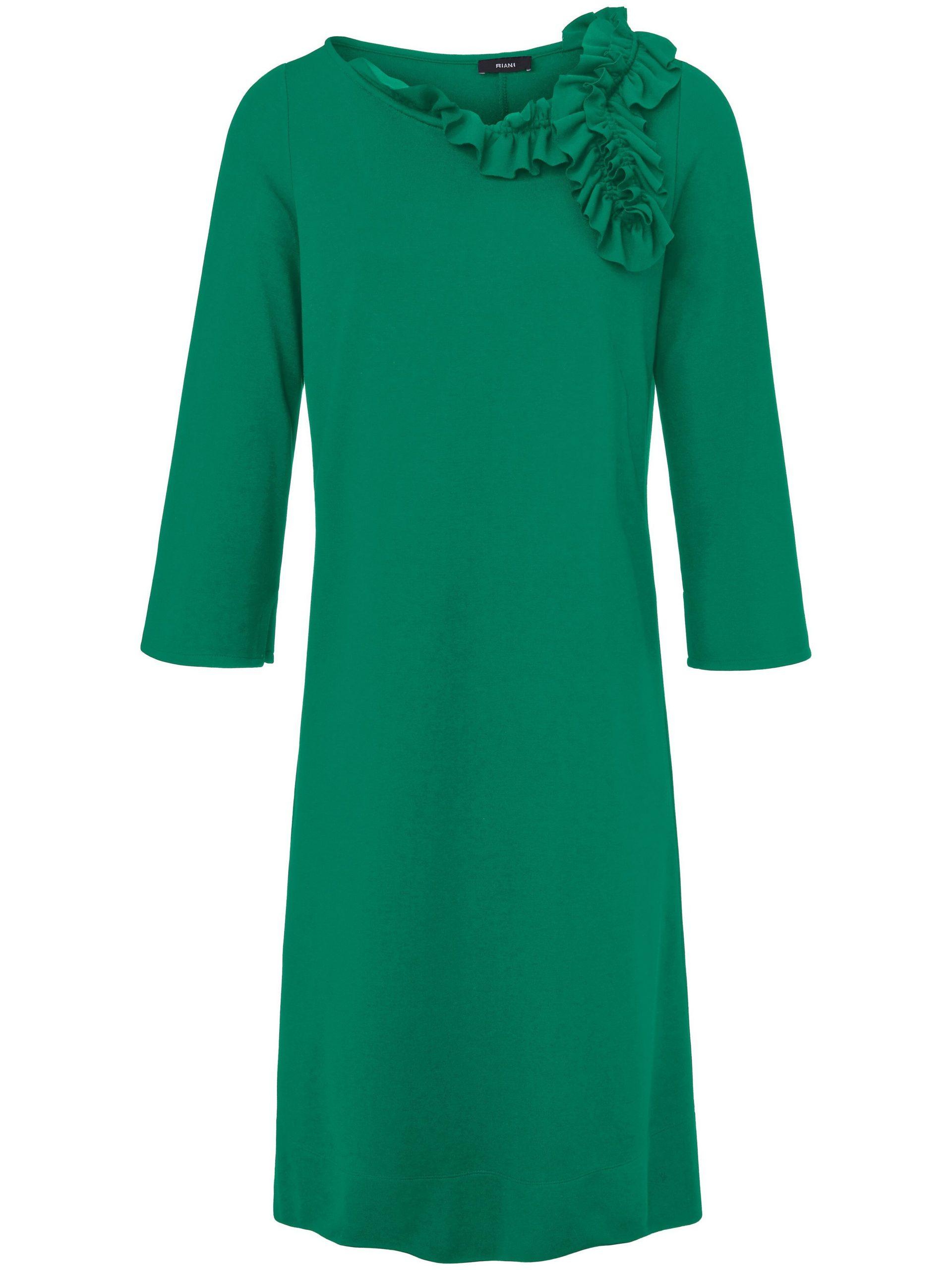 Jerseyjurk Van Riani groen Kopen