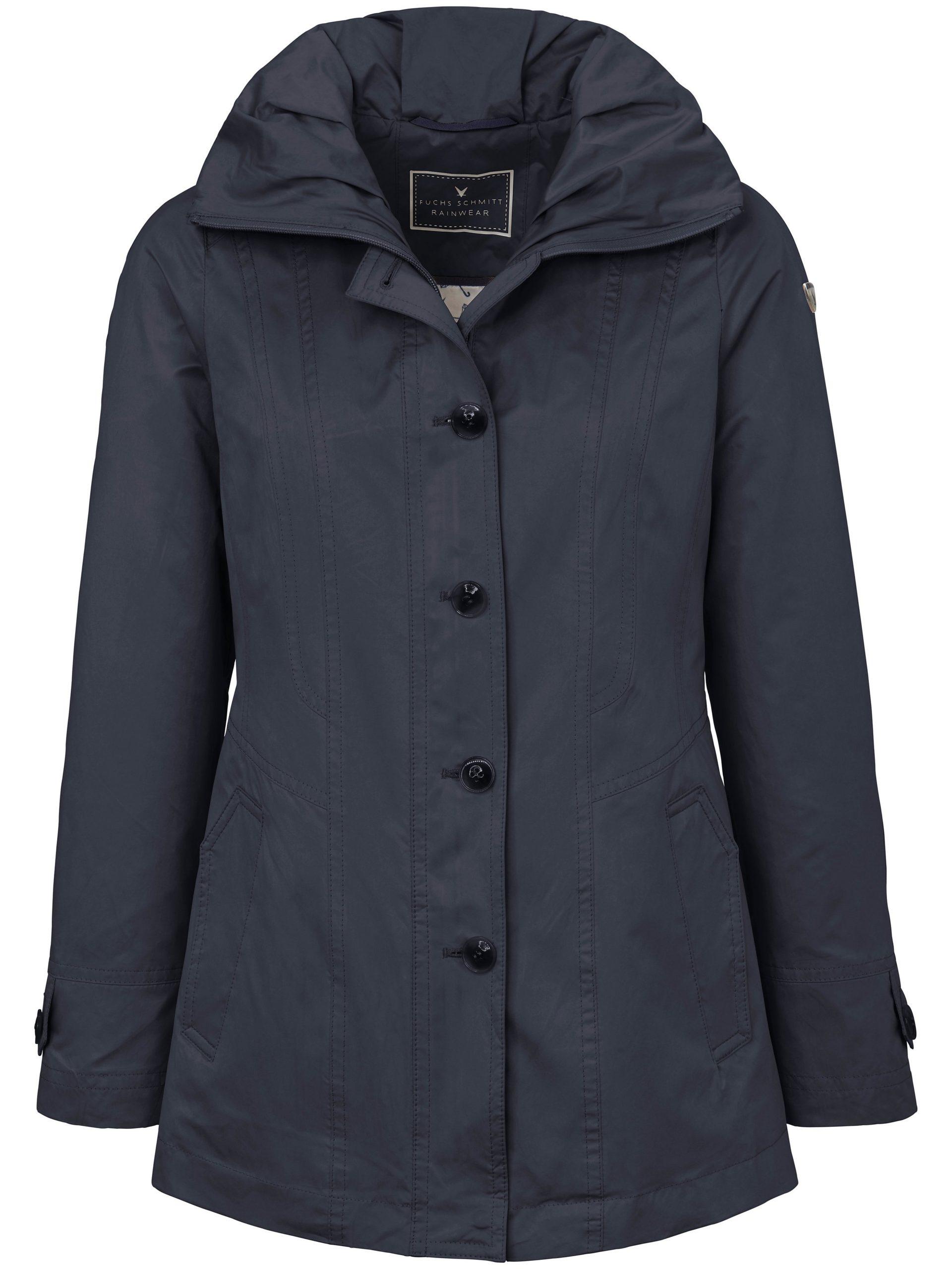 Rainwear-jas met staande kraag Van Fuchs & Schmitt blauw Kopen