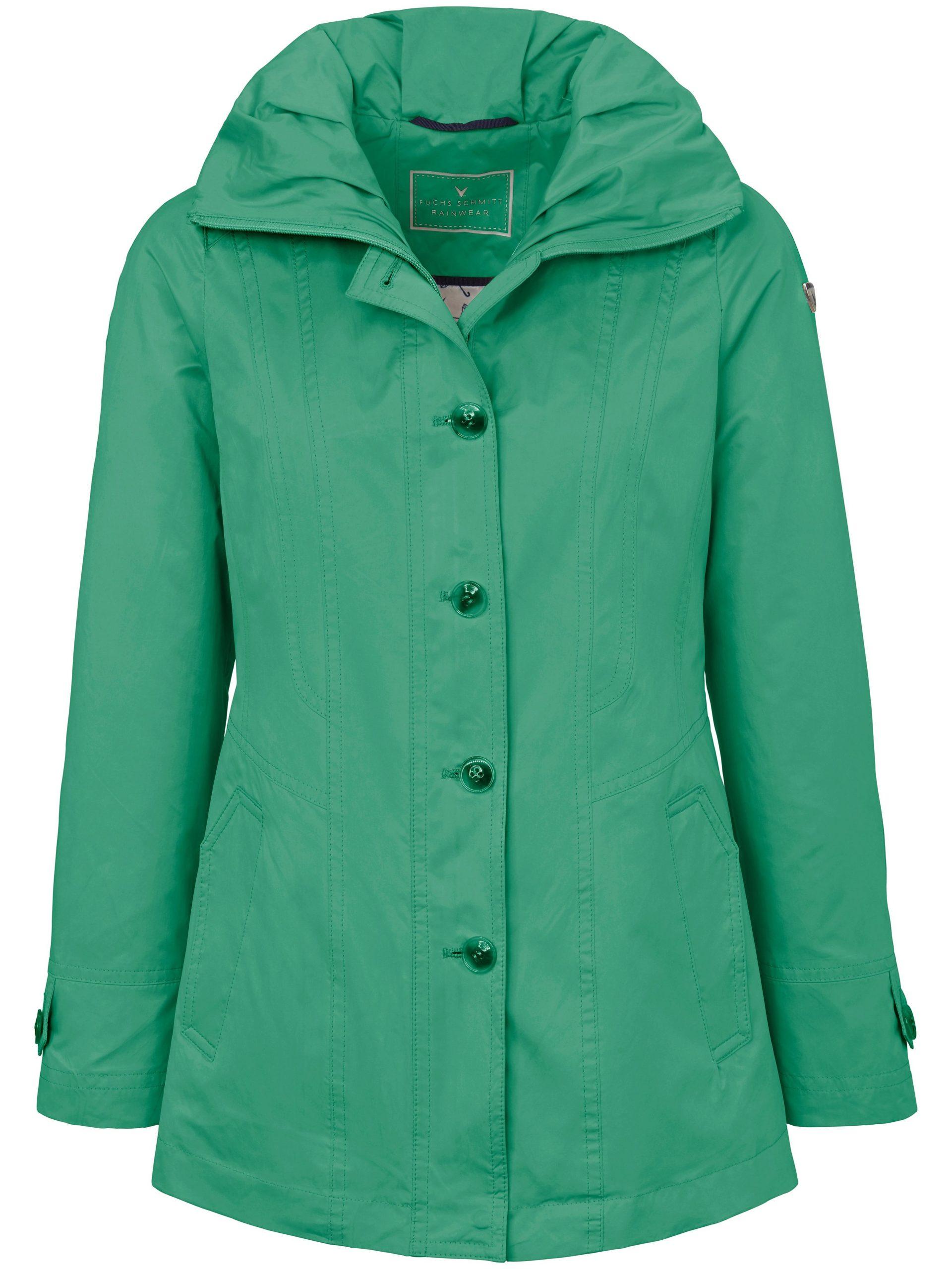 Rainwear-jas met staande kraag Van Fuchs & Schmitt groen Kopen