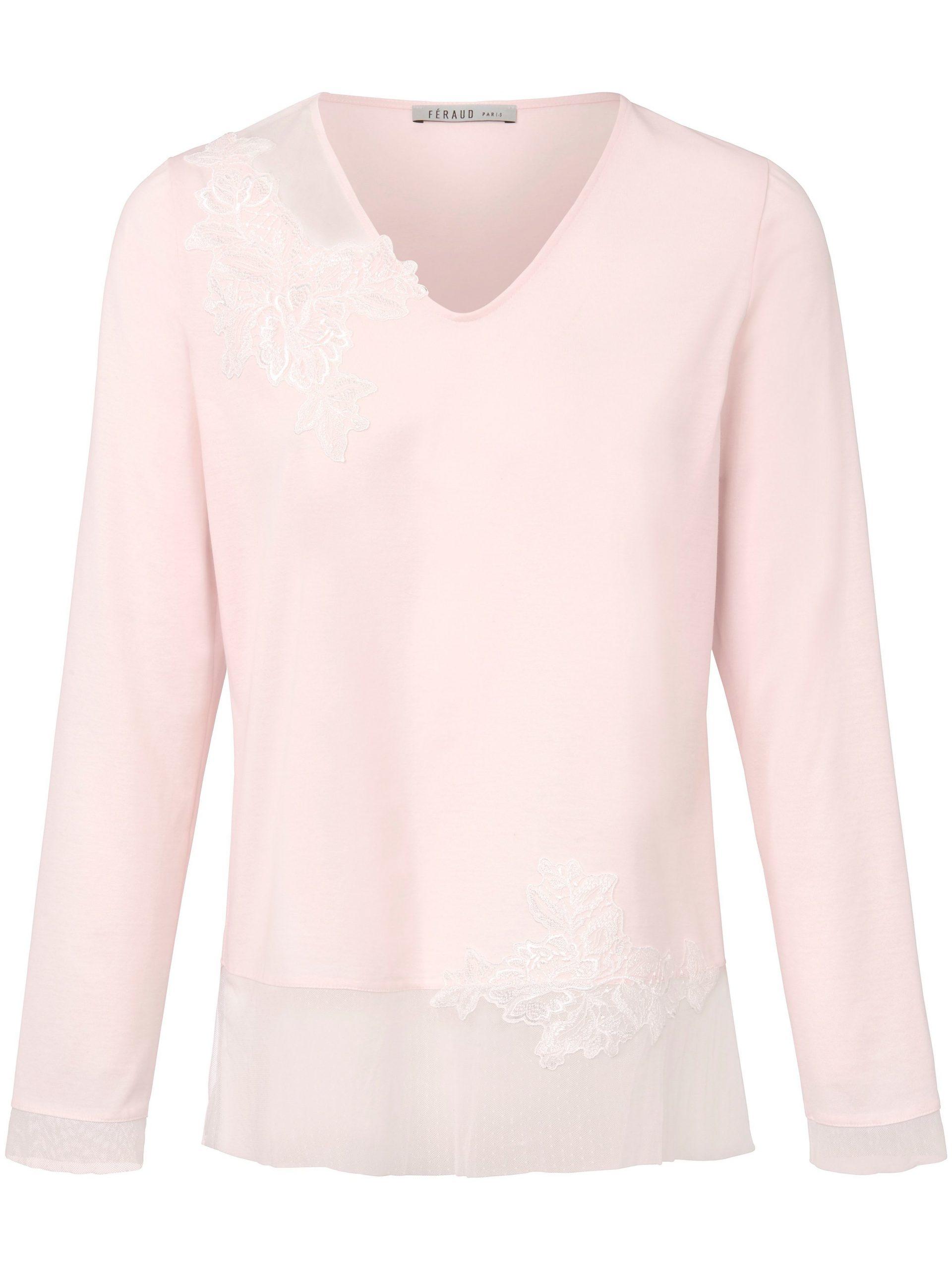 Pyjama Van Féraud roze Kopen