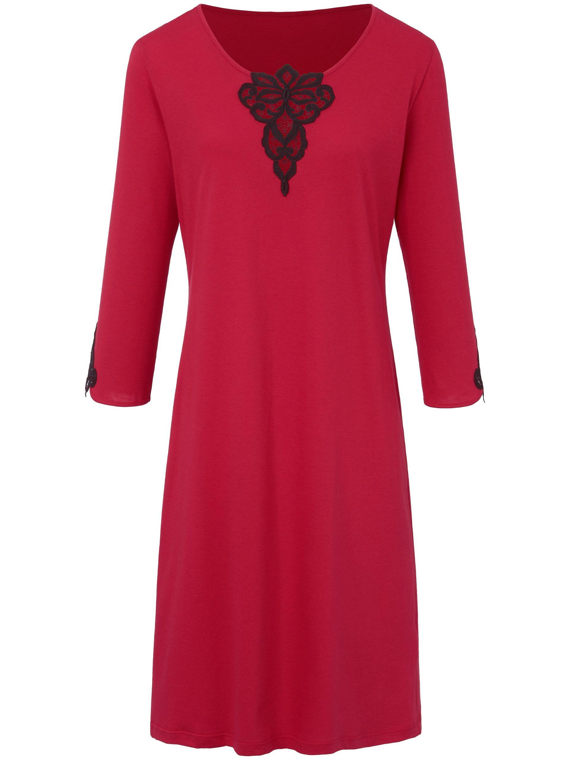 Nachthemd Van Hautnah rood Kopen