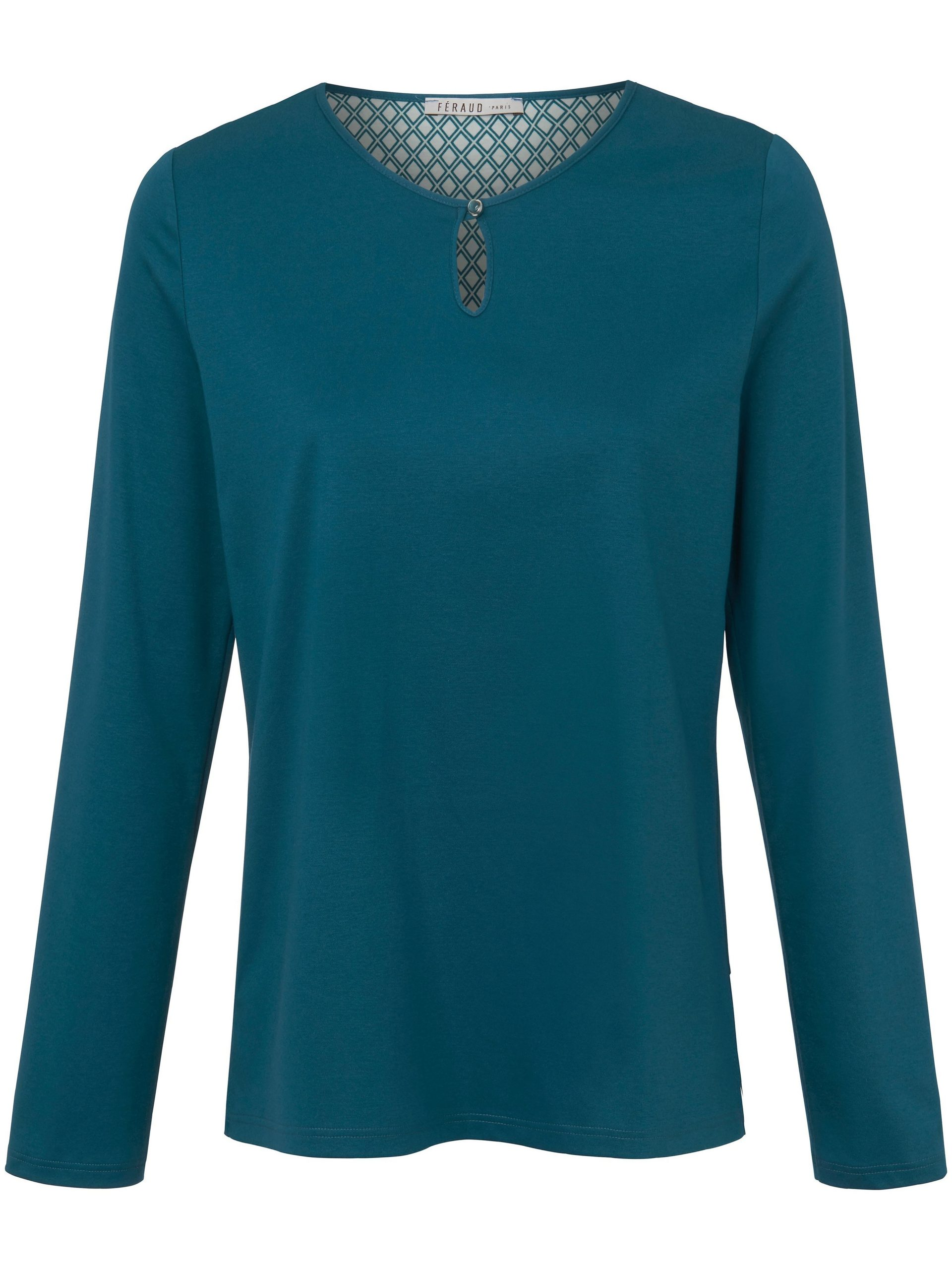 Pyjama Van Féraud turquoise Kopen