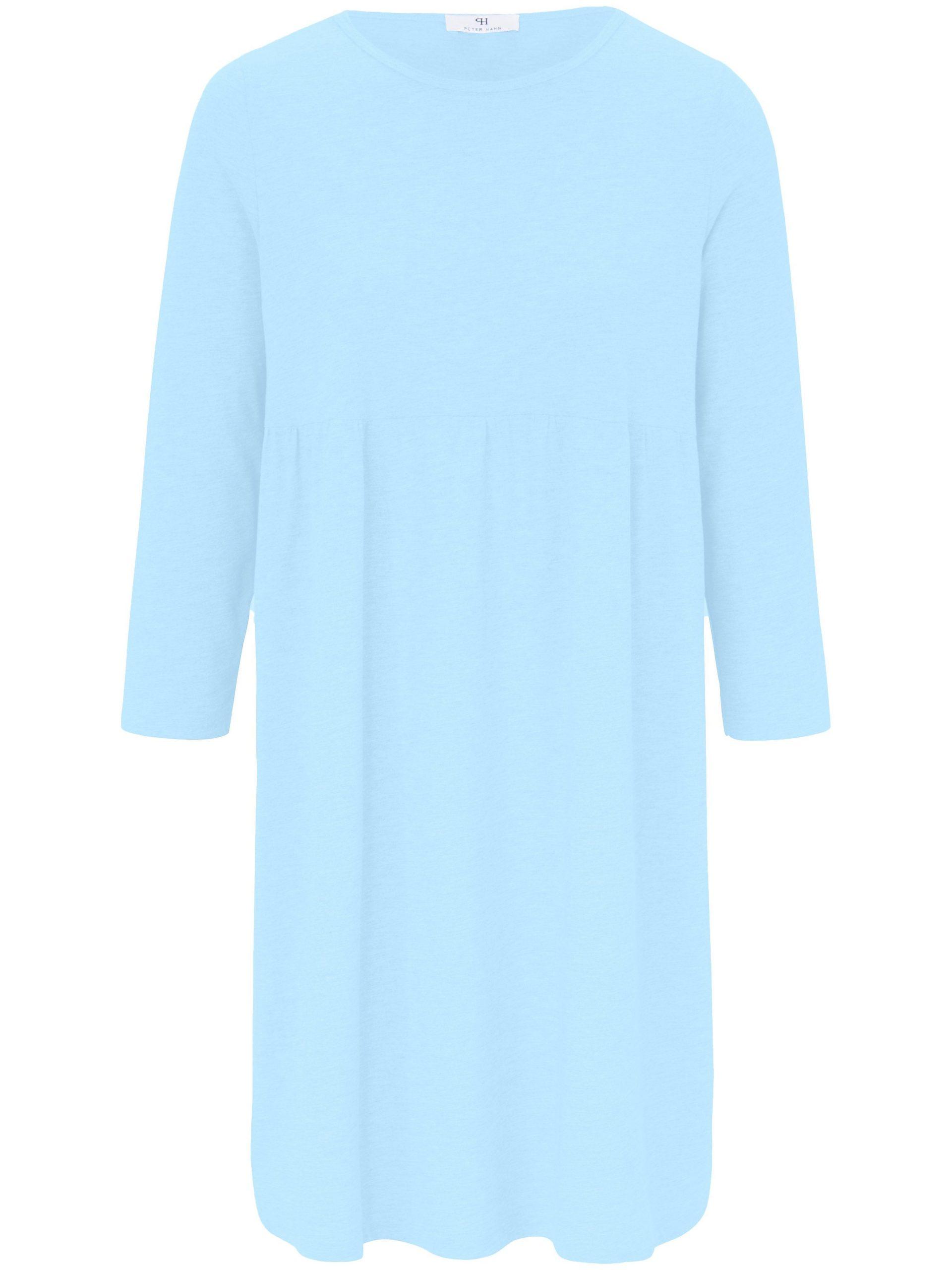 Nachthemd Van Peter Hahn blauw Kopen