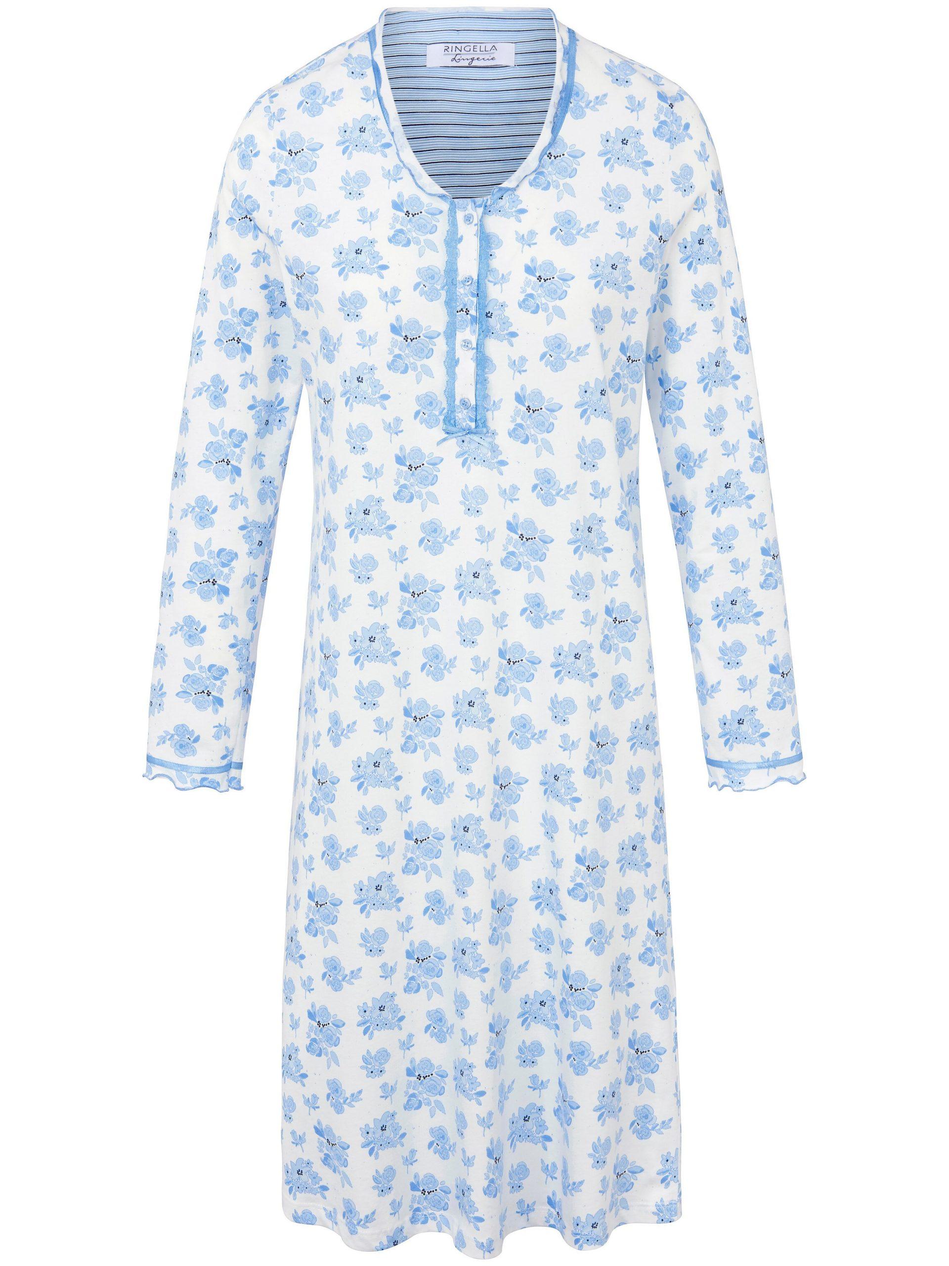 Nachthemd Van Ringella blauw Kopen