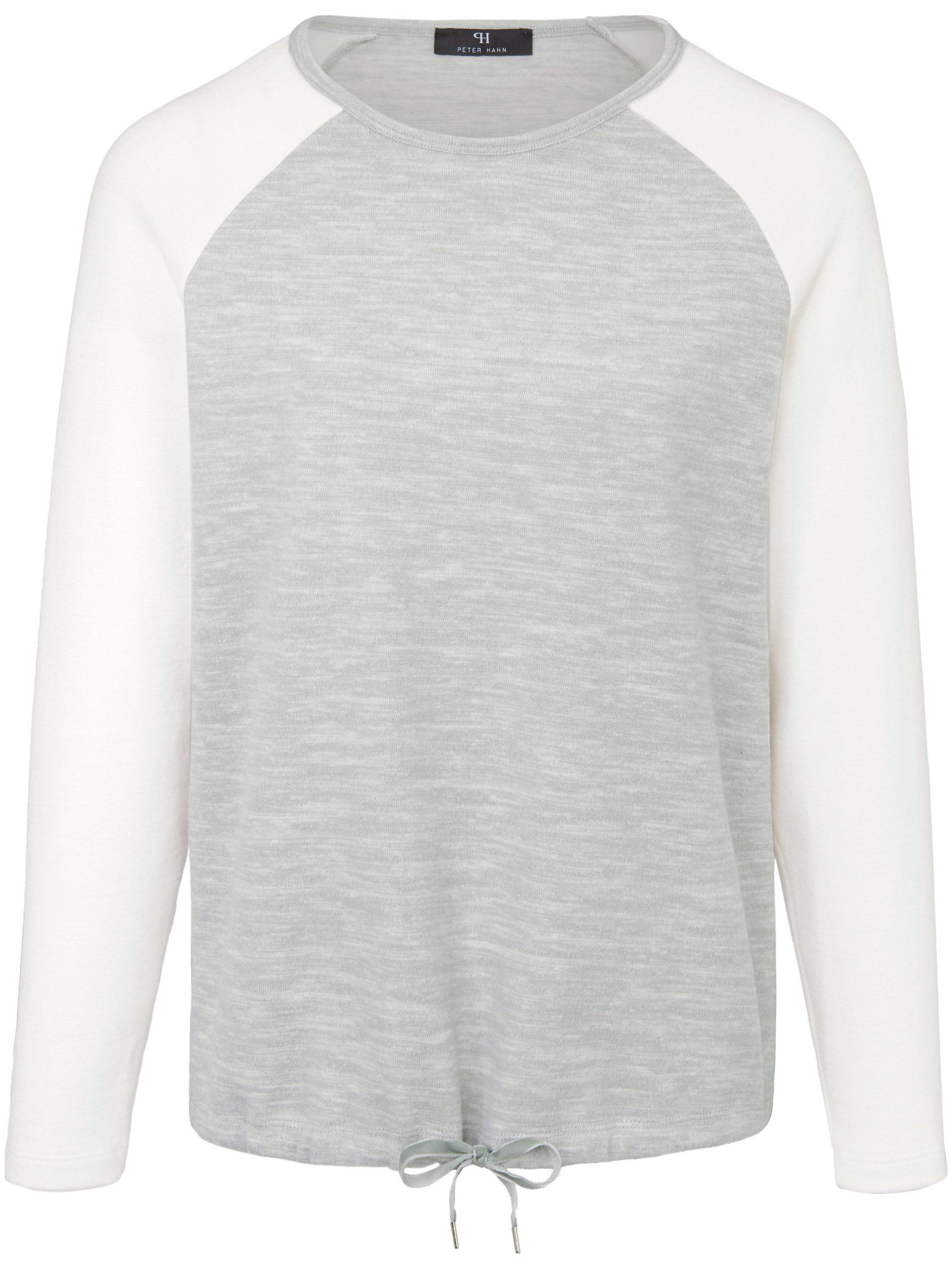 Sweatshirt Van Peter Hahn grijs Kopen