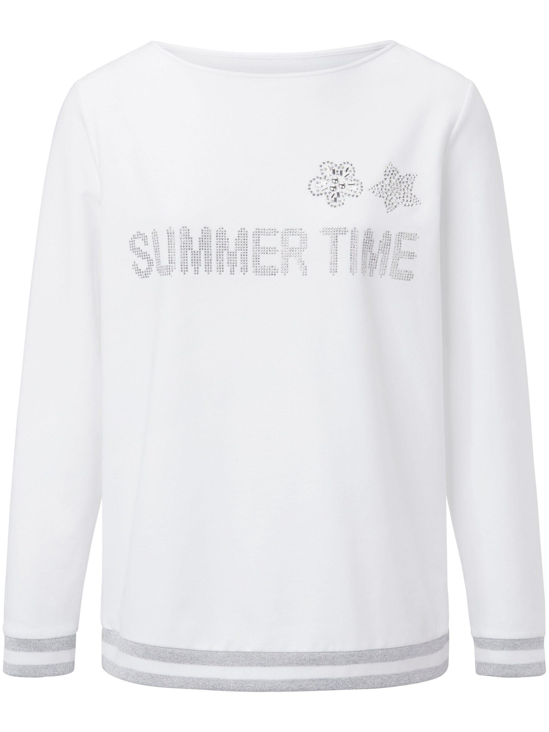 Sweatshirt Van MYBC wit Kopen