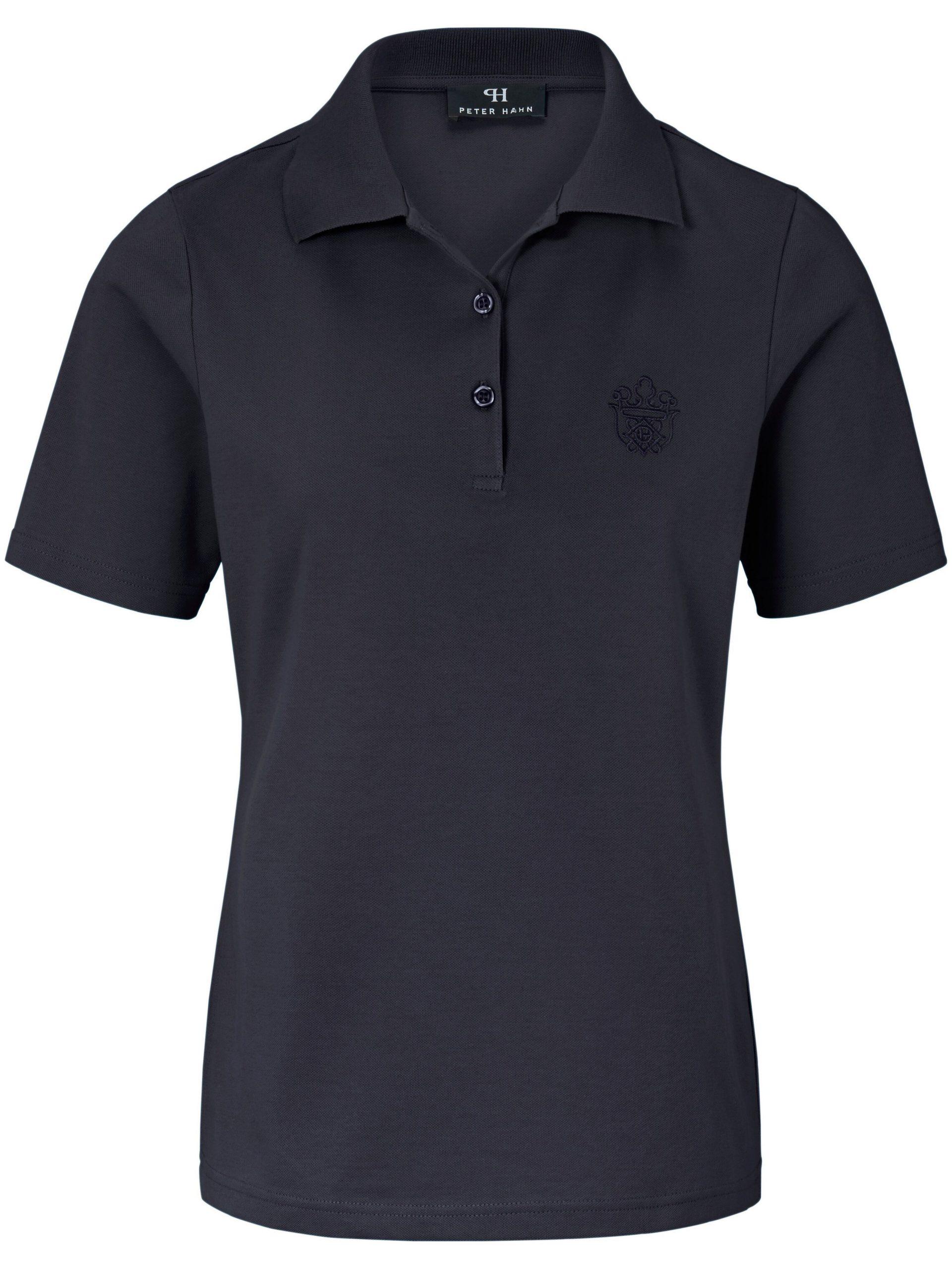 Poloshirt model Andrea Van Peter Hahn blauw Kopen