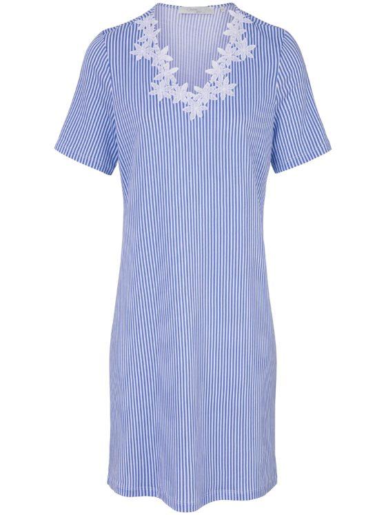 Nachthemd met korte mouwen Van Cherie Line multicolour Kopen
