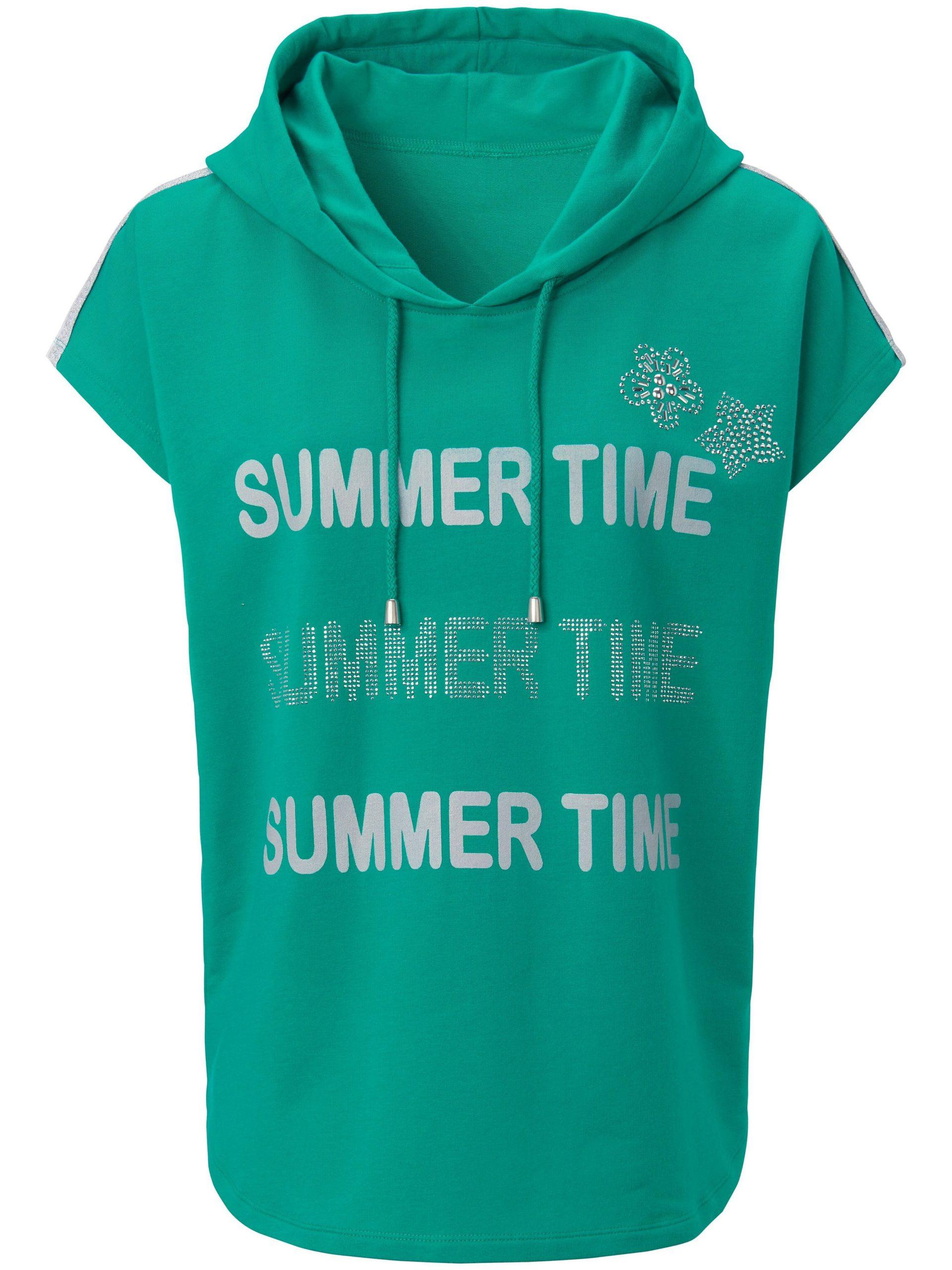 Sweatshirt Van MYBC groen Kopen