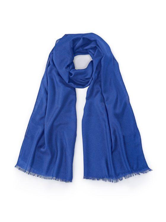 Sjaal Van Uta Raasch blauw Kopen
