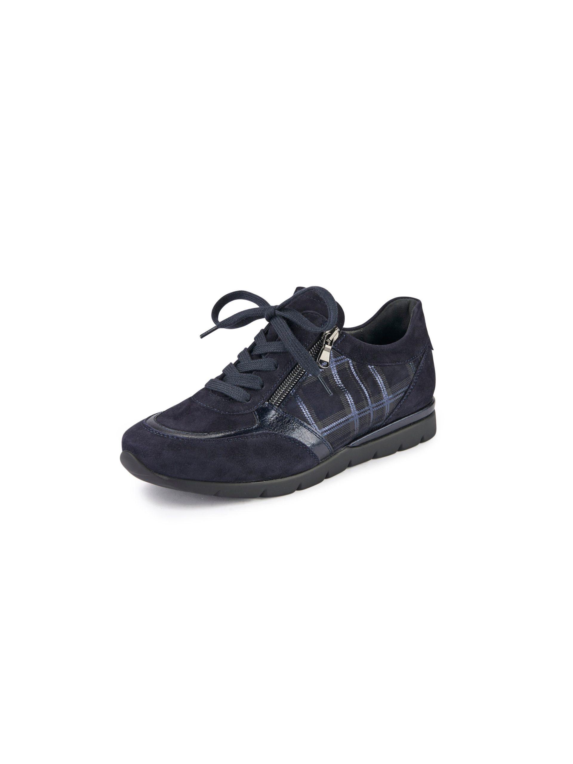 Sneakers model Nelly Van Semler blauw Kopen