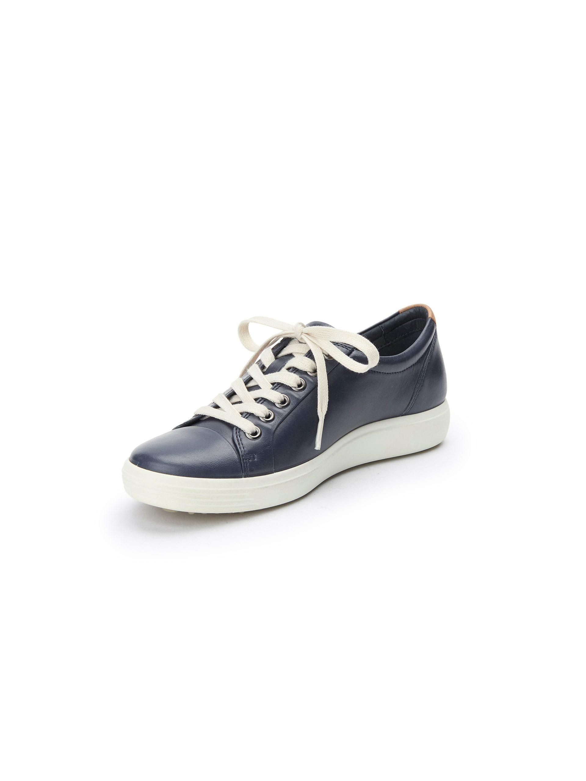 Sneakers model Soft 7 Van Ecco blauw Kopen