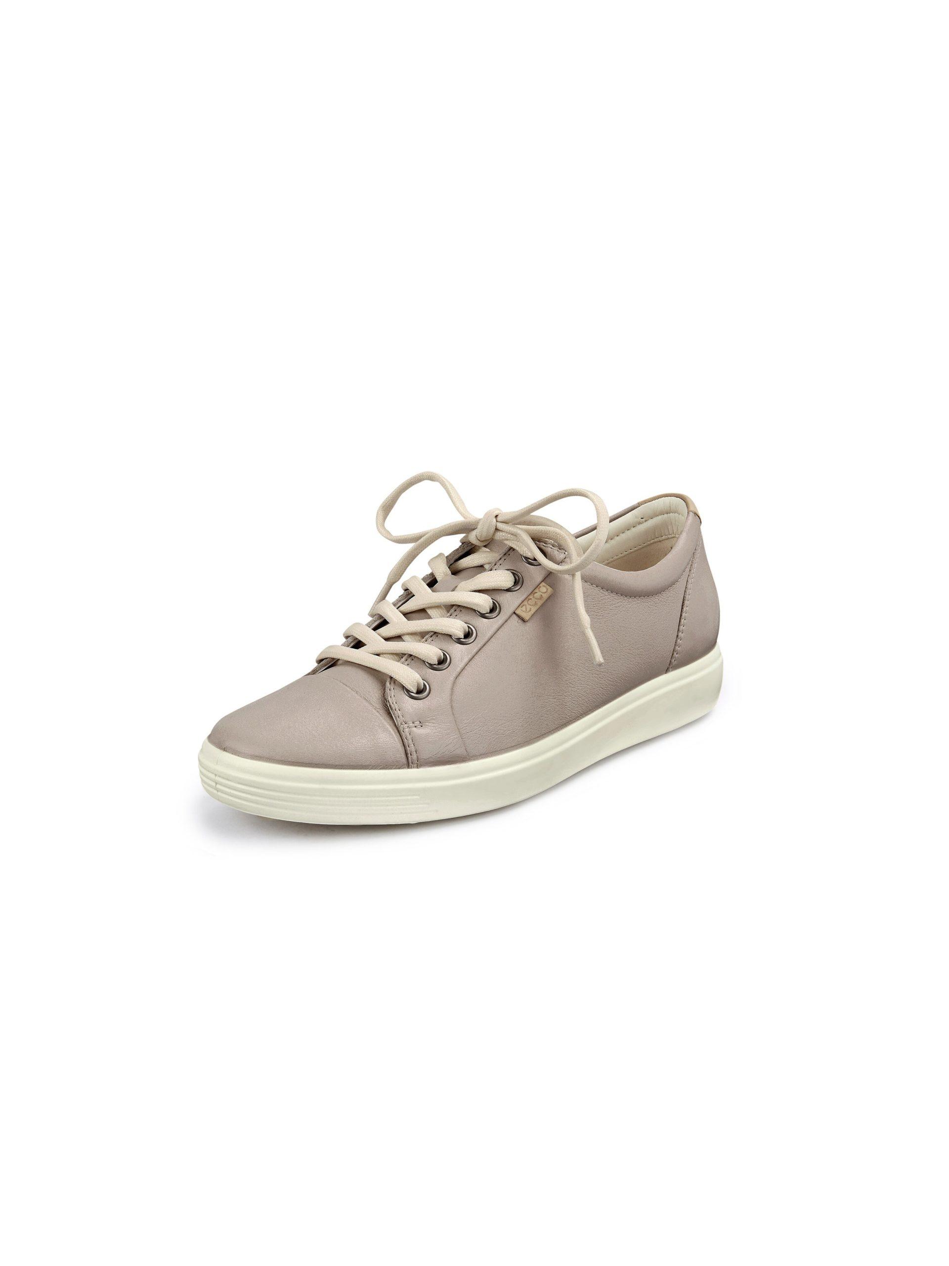 Sneakers model Soft 7 Van Ecco beige Kopen