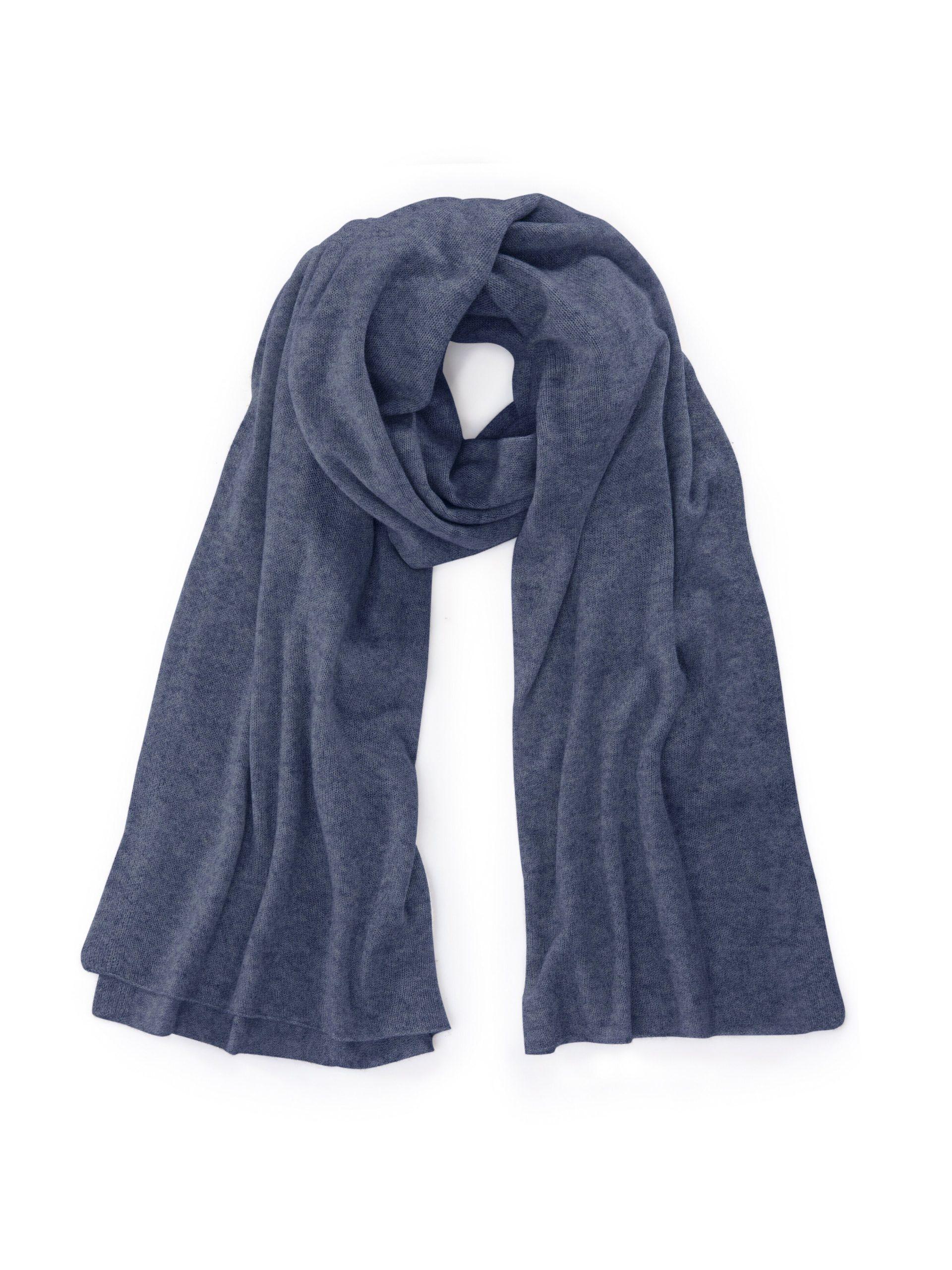 Sjaal Van include blauw Kopen