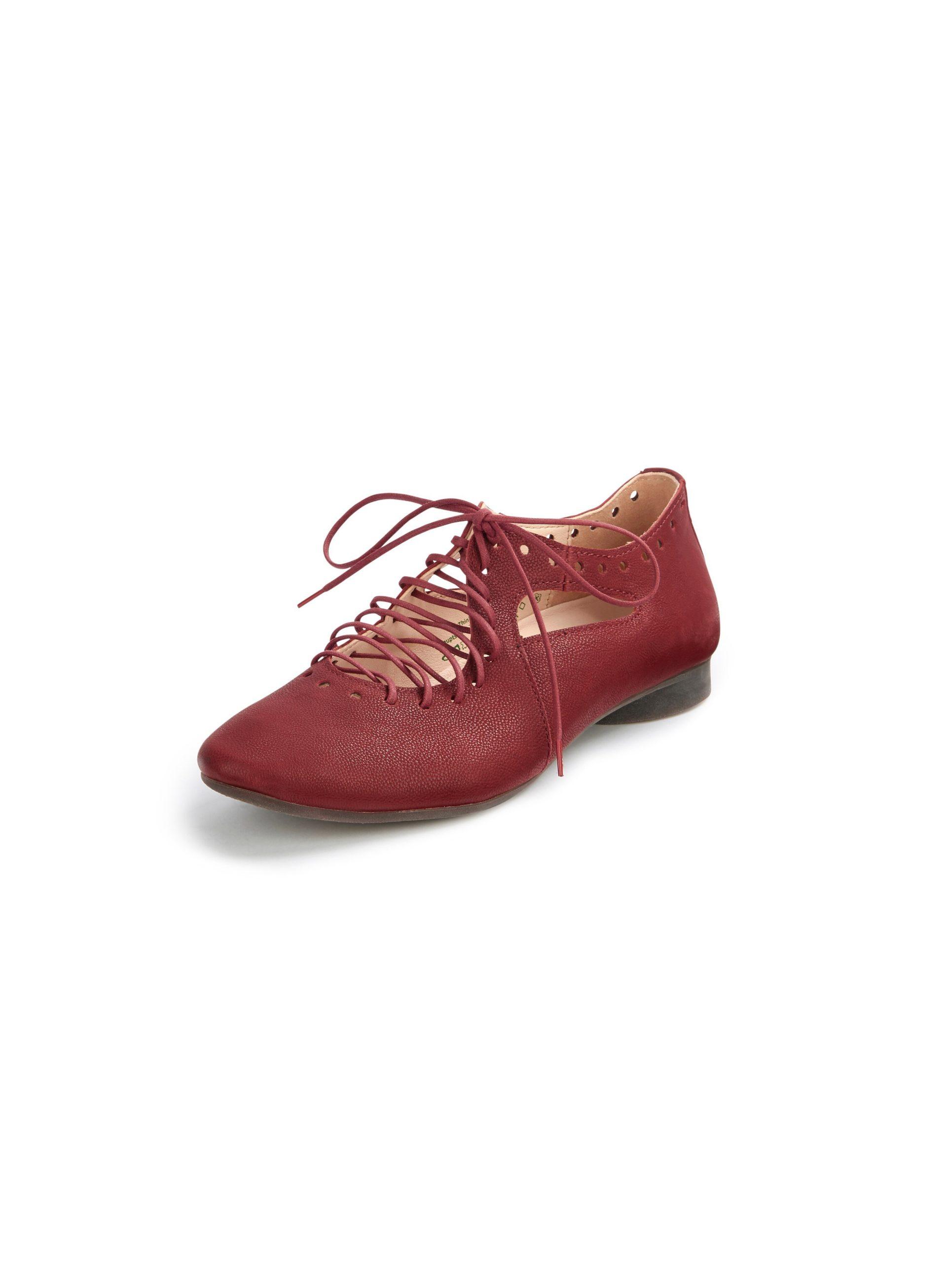 Schoenen model Guad Van Think! rood Kopen