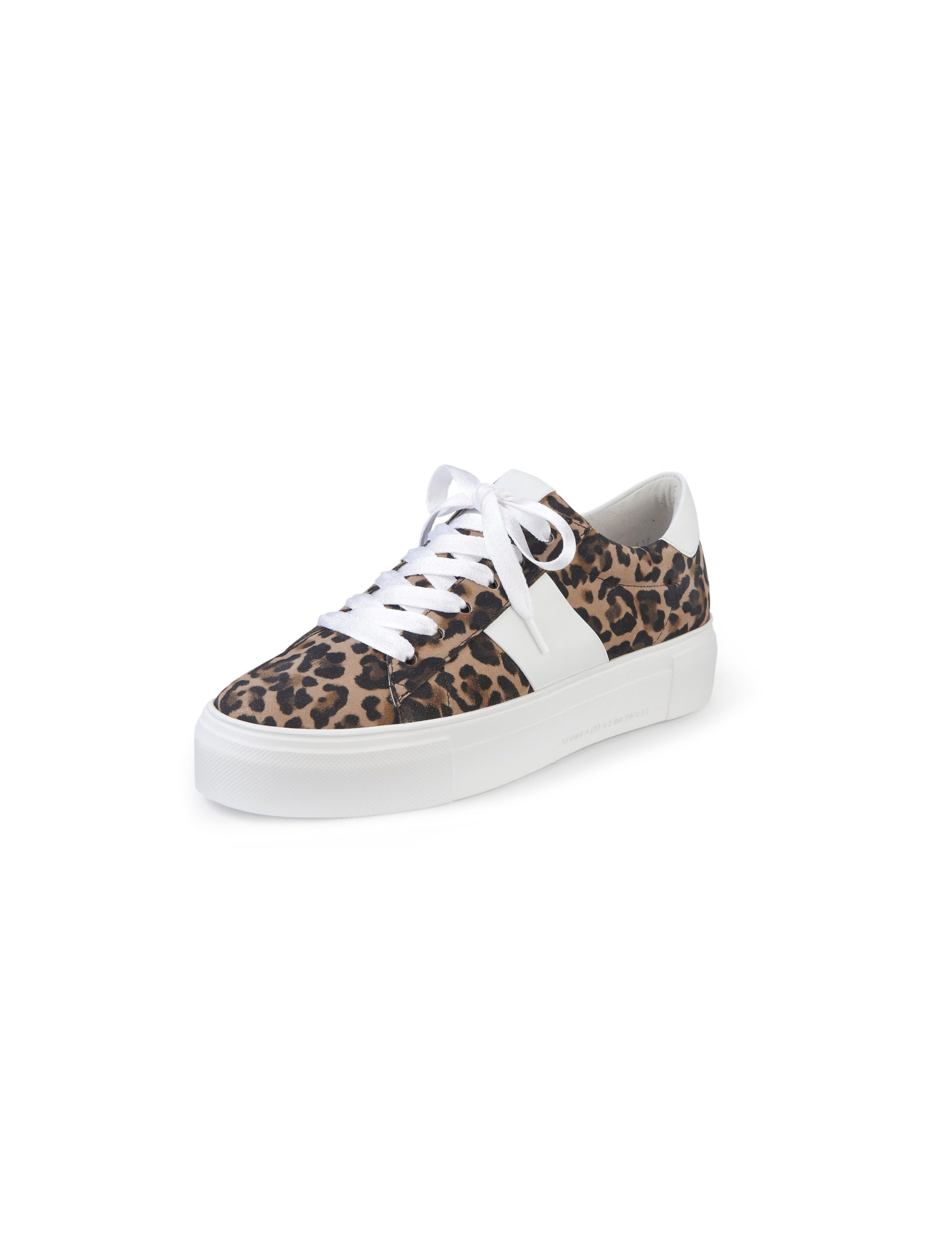 Extra lichte sneakers Big met luipaarddessin Van Kennel & Schmenger multicolour Kopen
