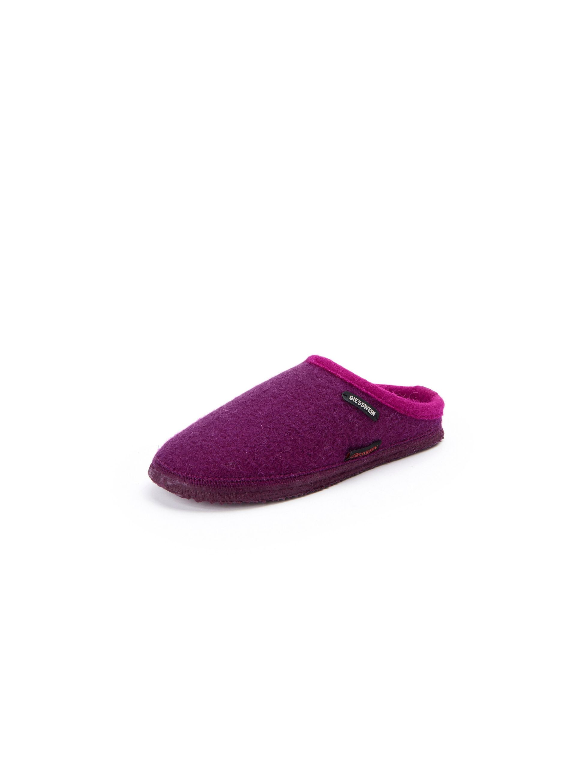 Pantoffels, model Dannheim Van Giesswein roze Kopen