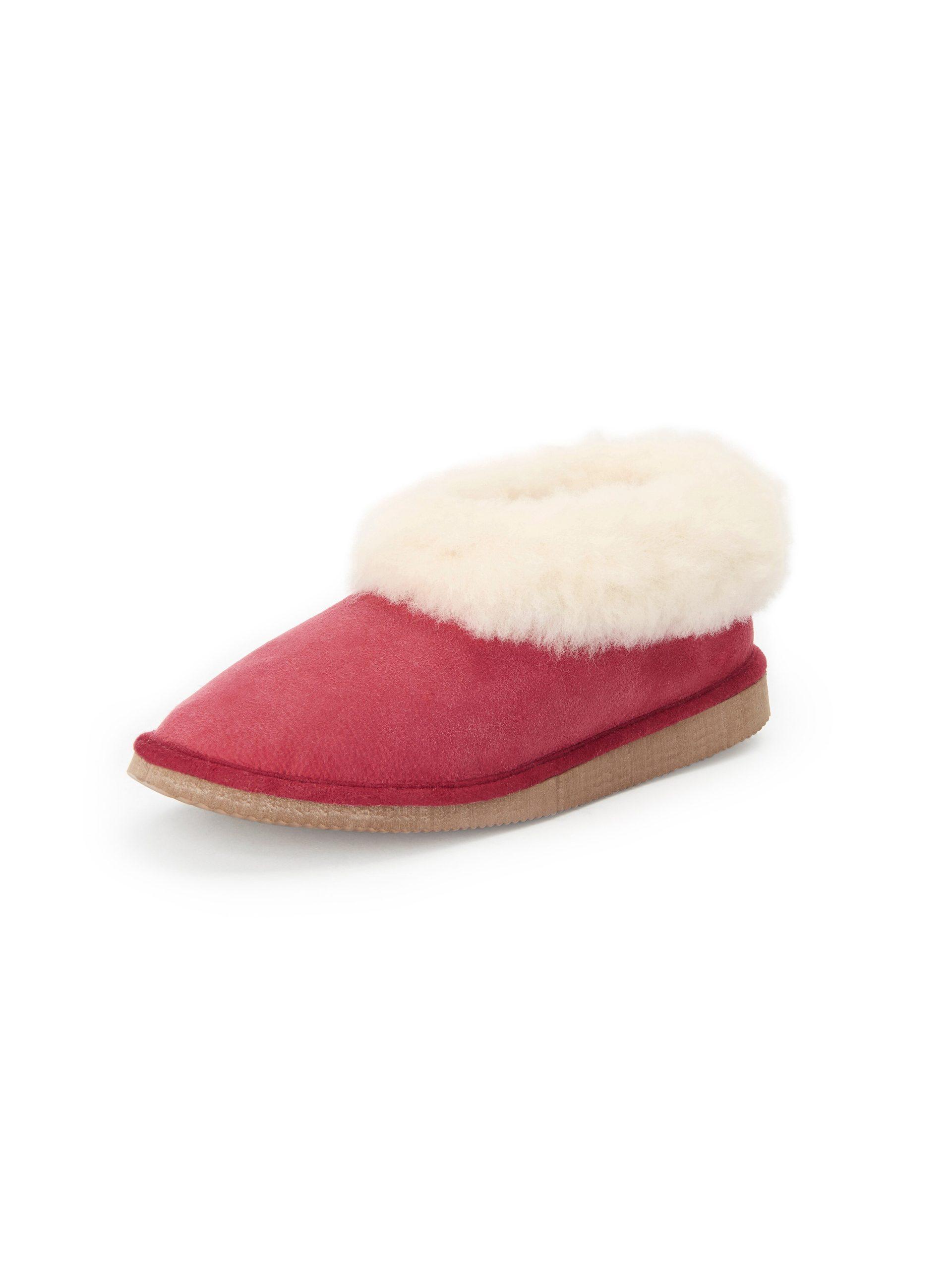 Pantoffels Van Kitzpichler rood Kopen