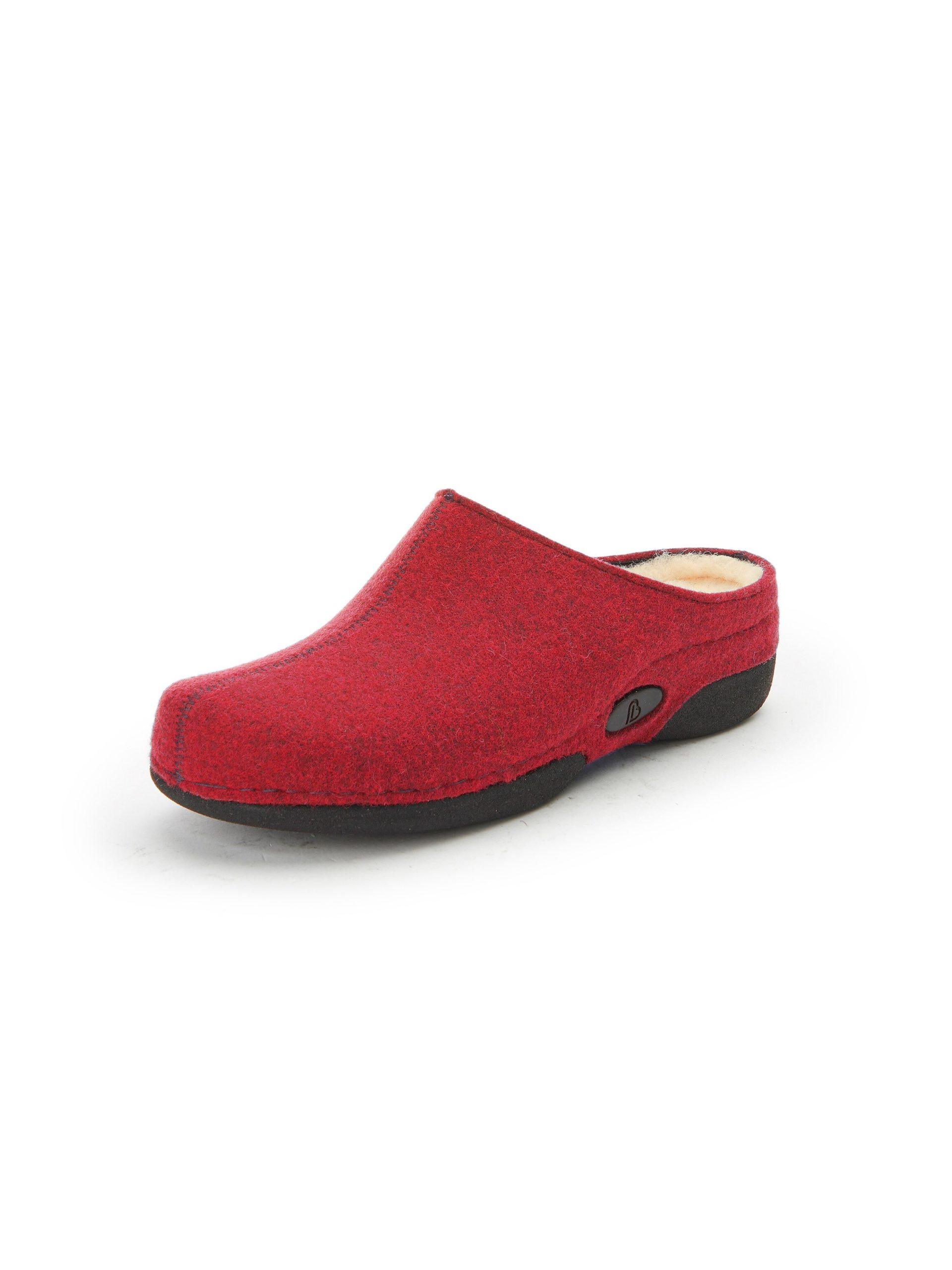 Pantoffels Van Berkemann Original rood Kopen