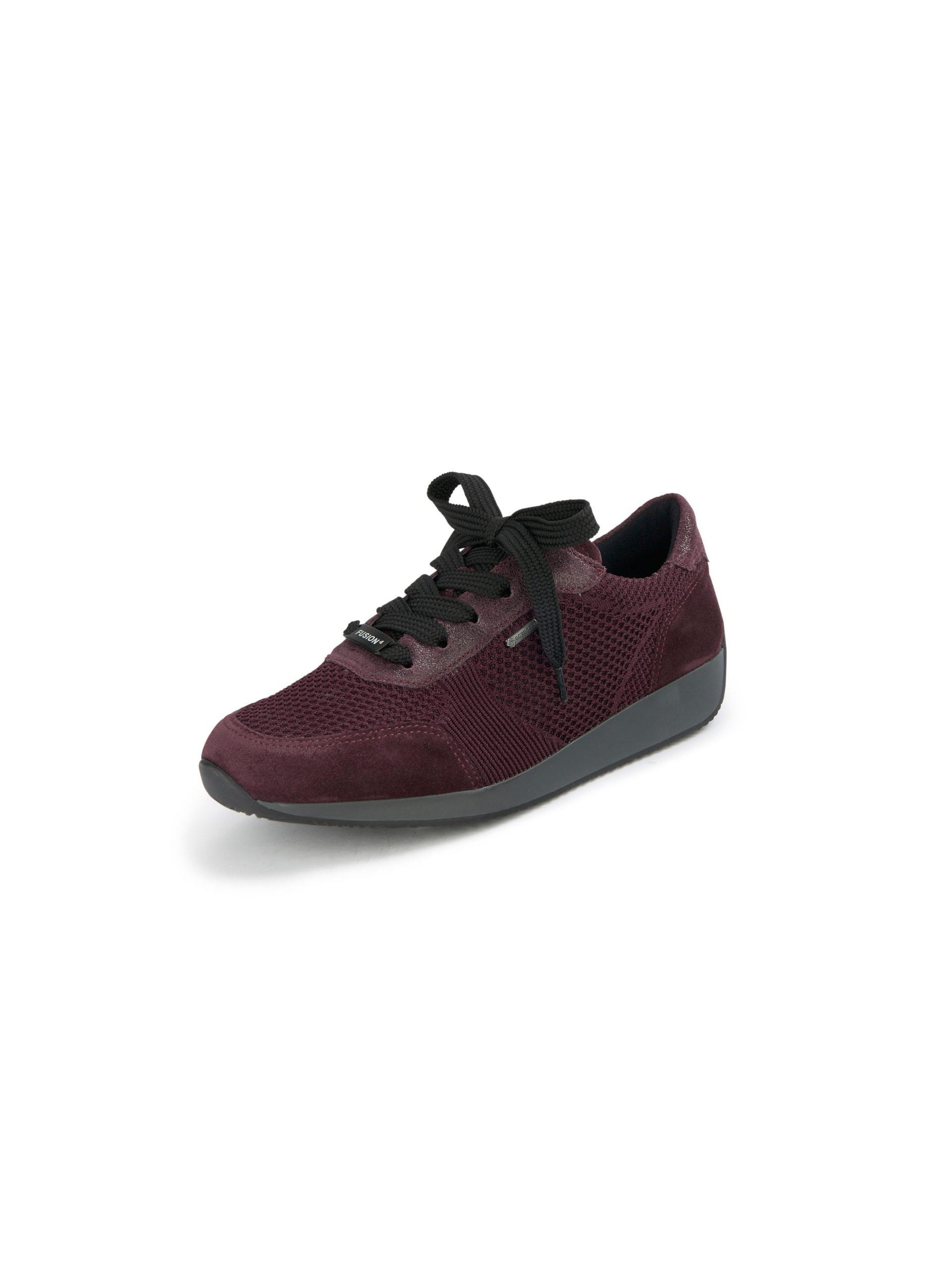 Sneakers model Lissabon Van ARA rood Kopen