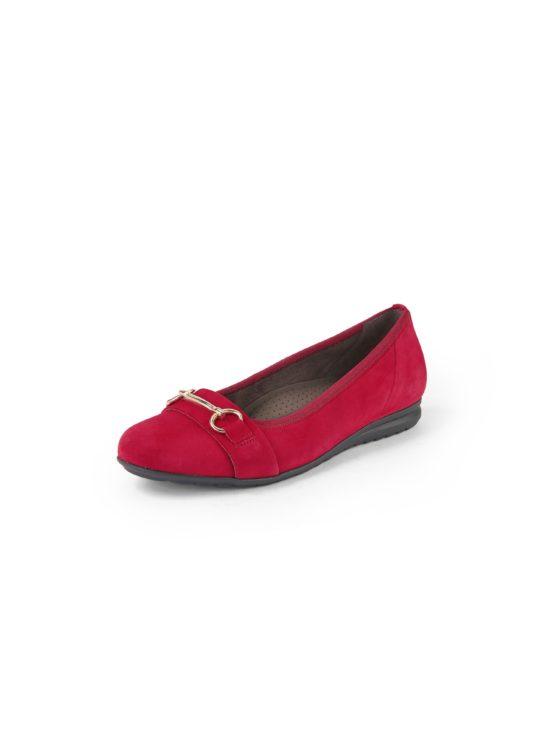 Ballerina's Van Gabor Comfort rood Kopen