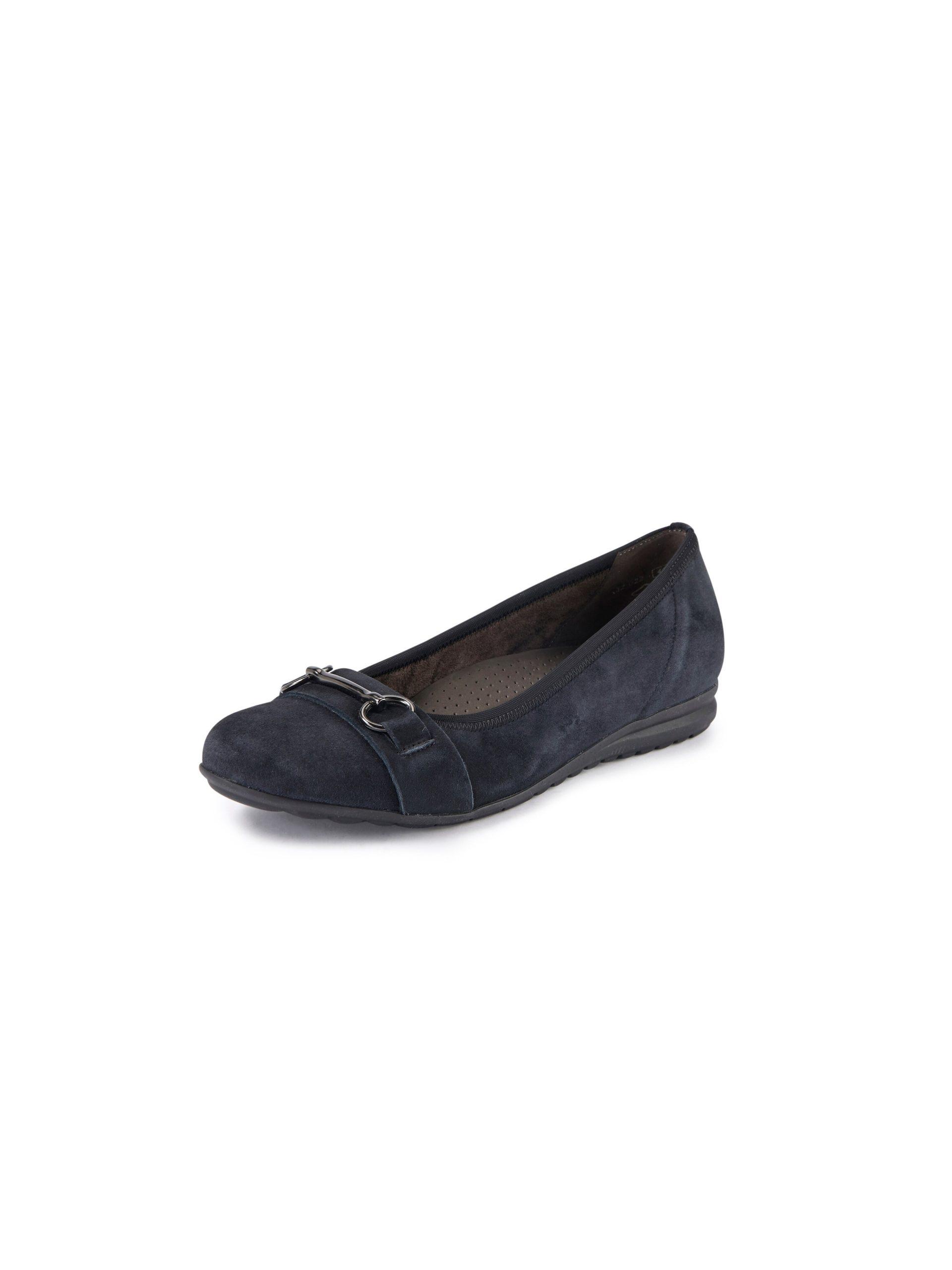 Ballerina's Van Gabor Comfort blauw Kopen