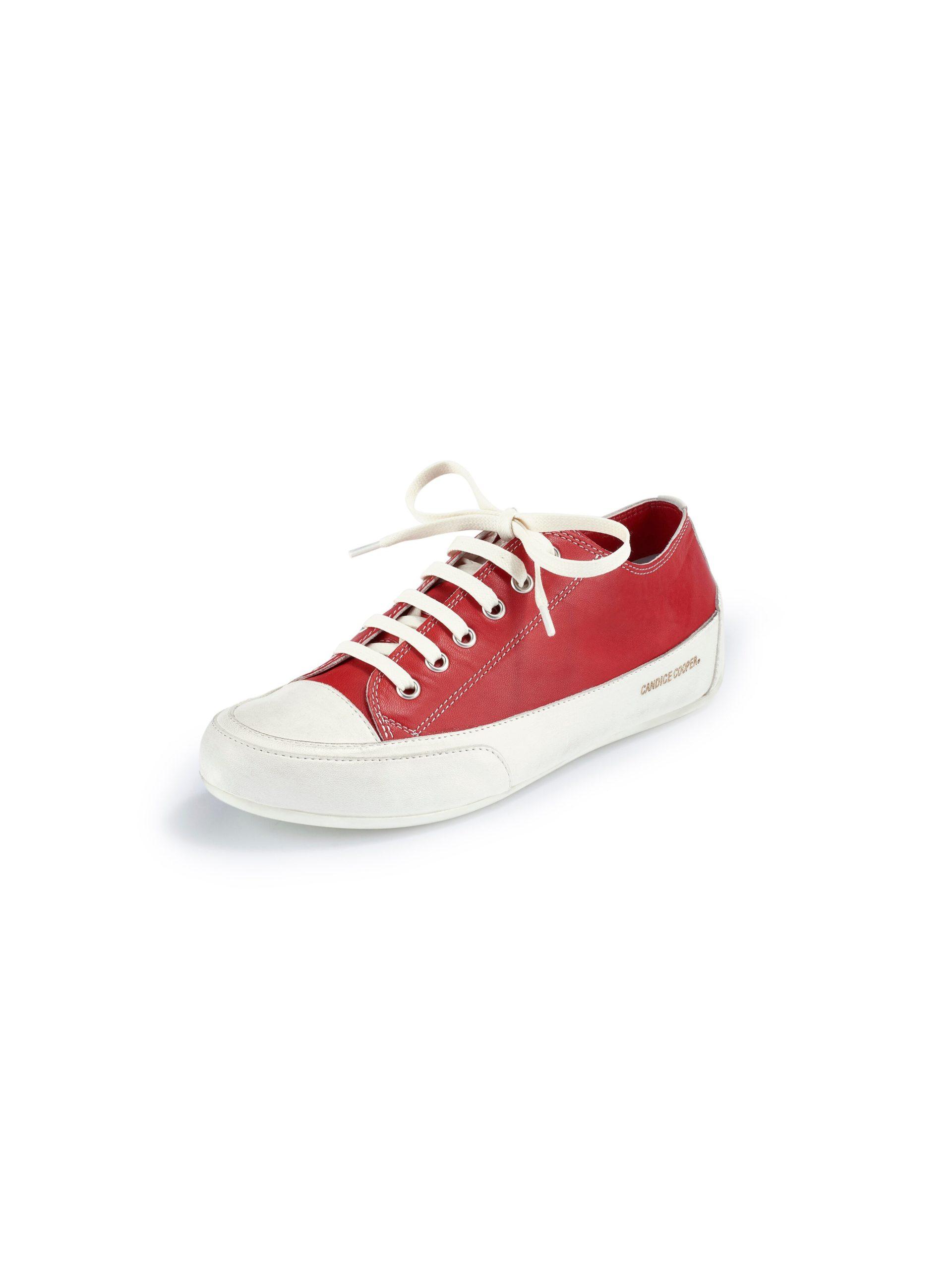 Sneakers Rock Van Candice Cooper rood Kopen