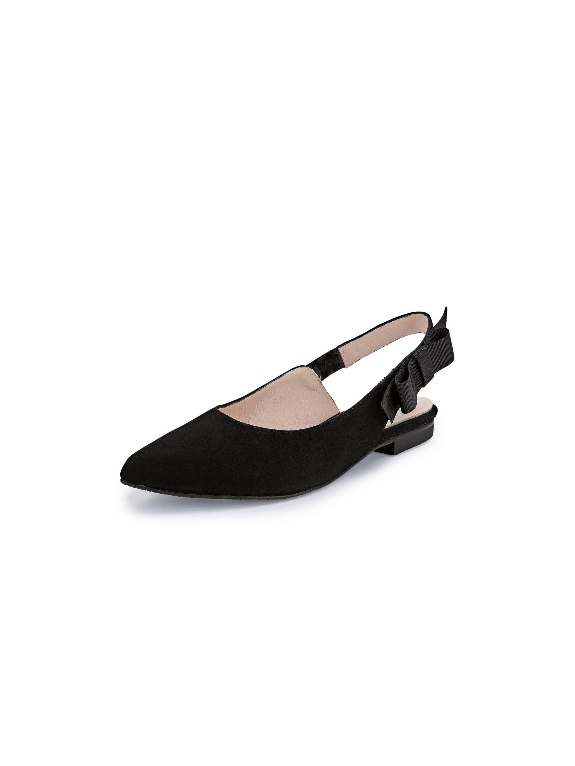 Ballerina's Van Scarpio zwart Kopen