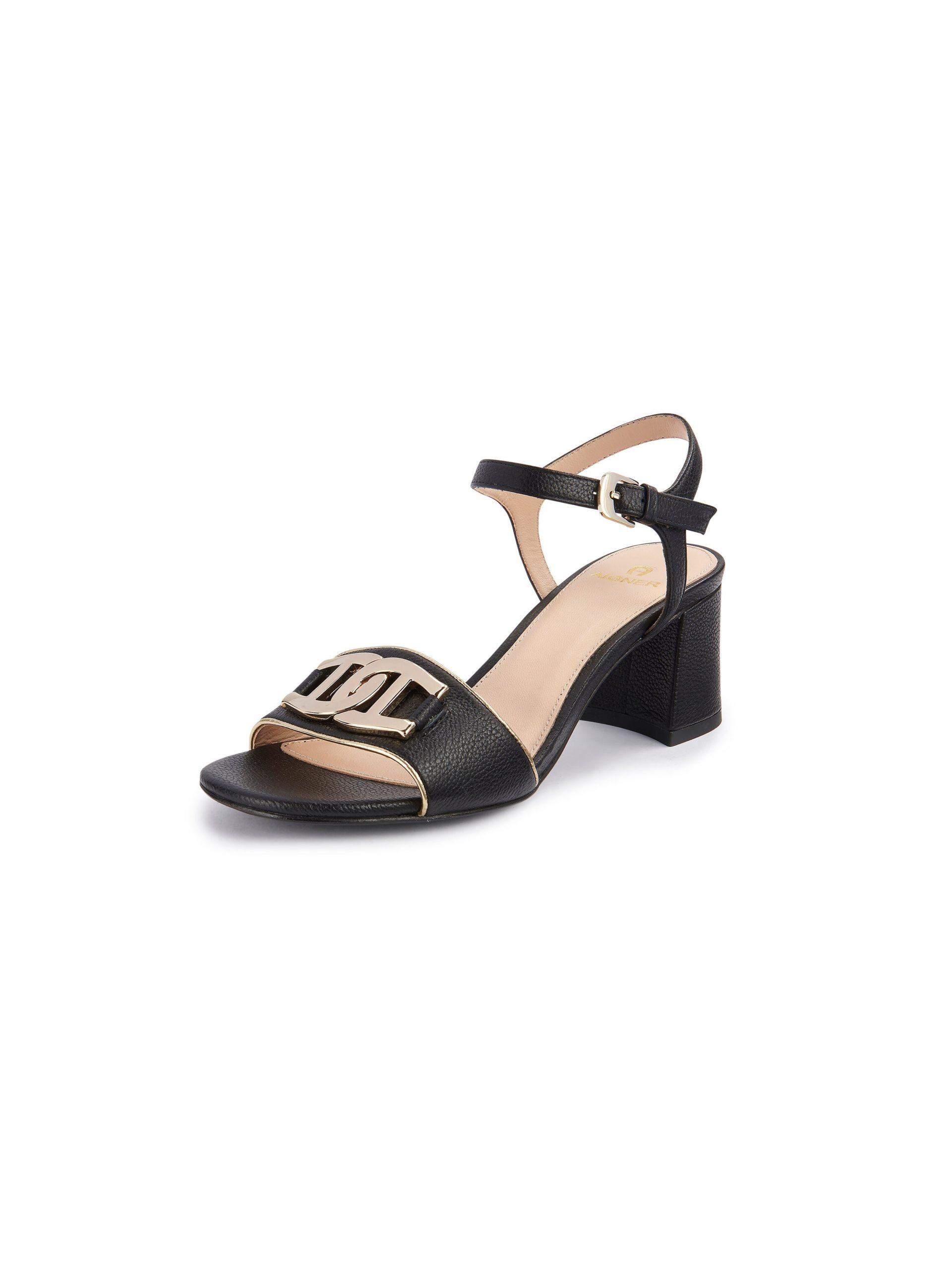 Sandalen model Grazia Van Aigner zwart Kopen