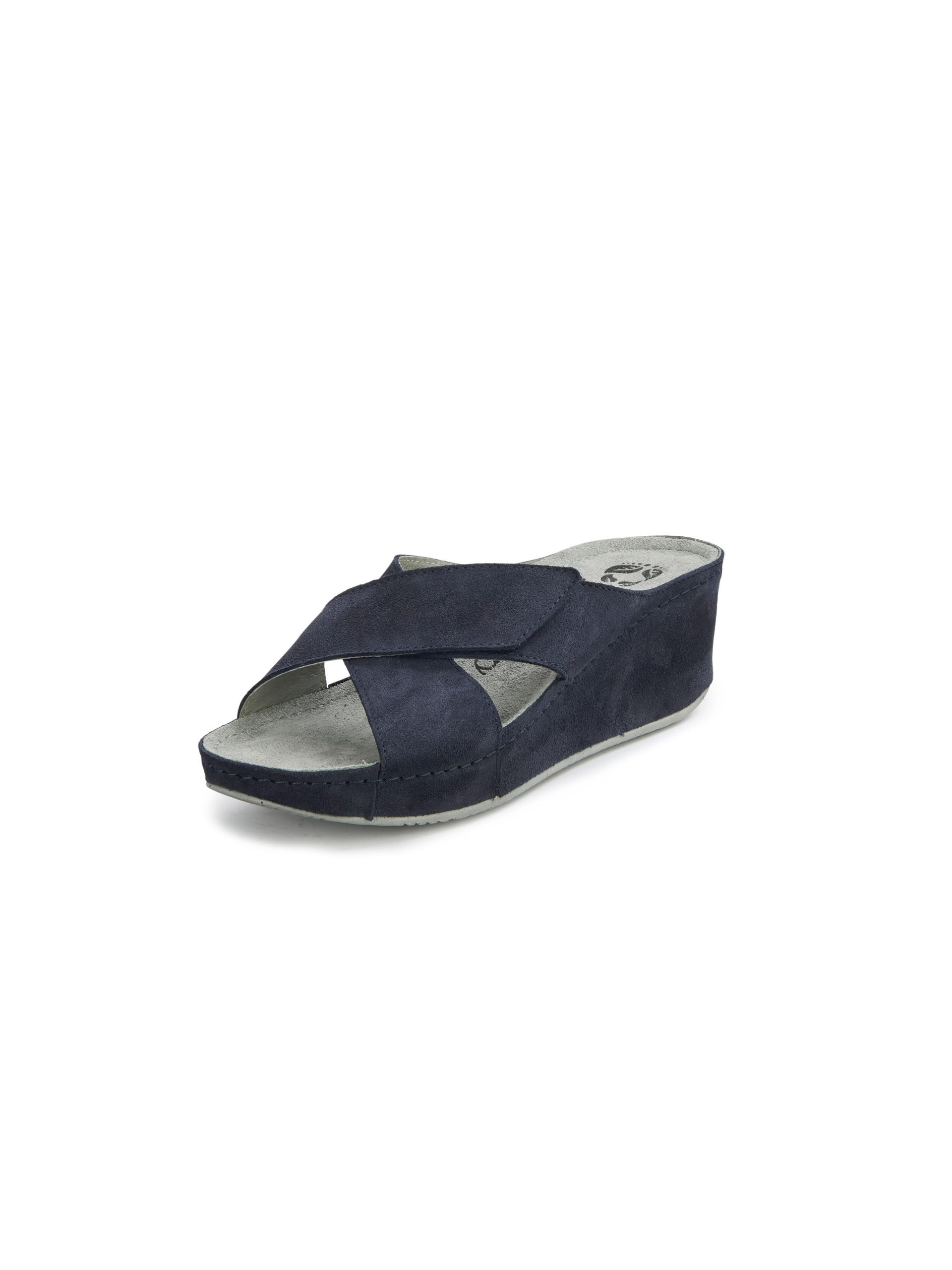 Slippers Van MUBB blauw Kopen